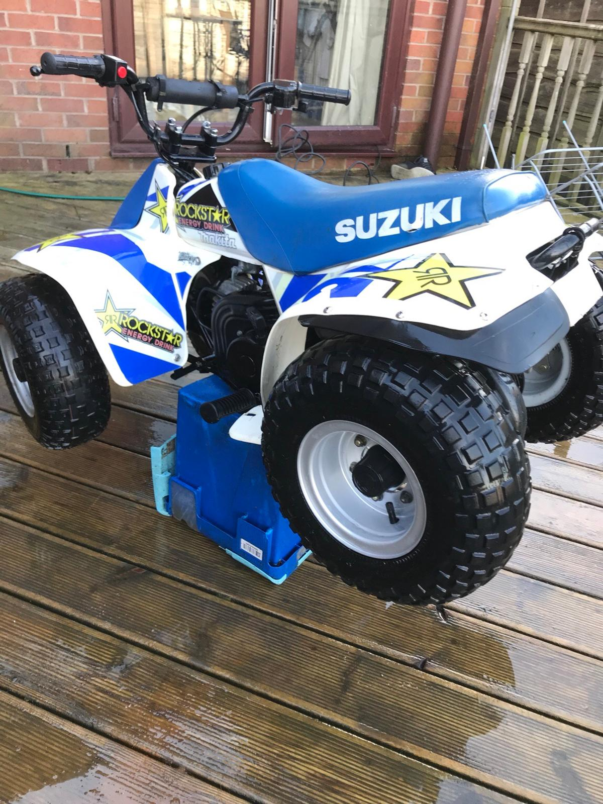 Suzuki Lt50 in M26 Radcliffe for £795 00 for sale | Shpock