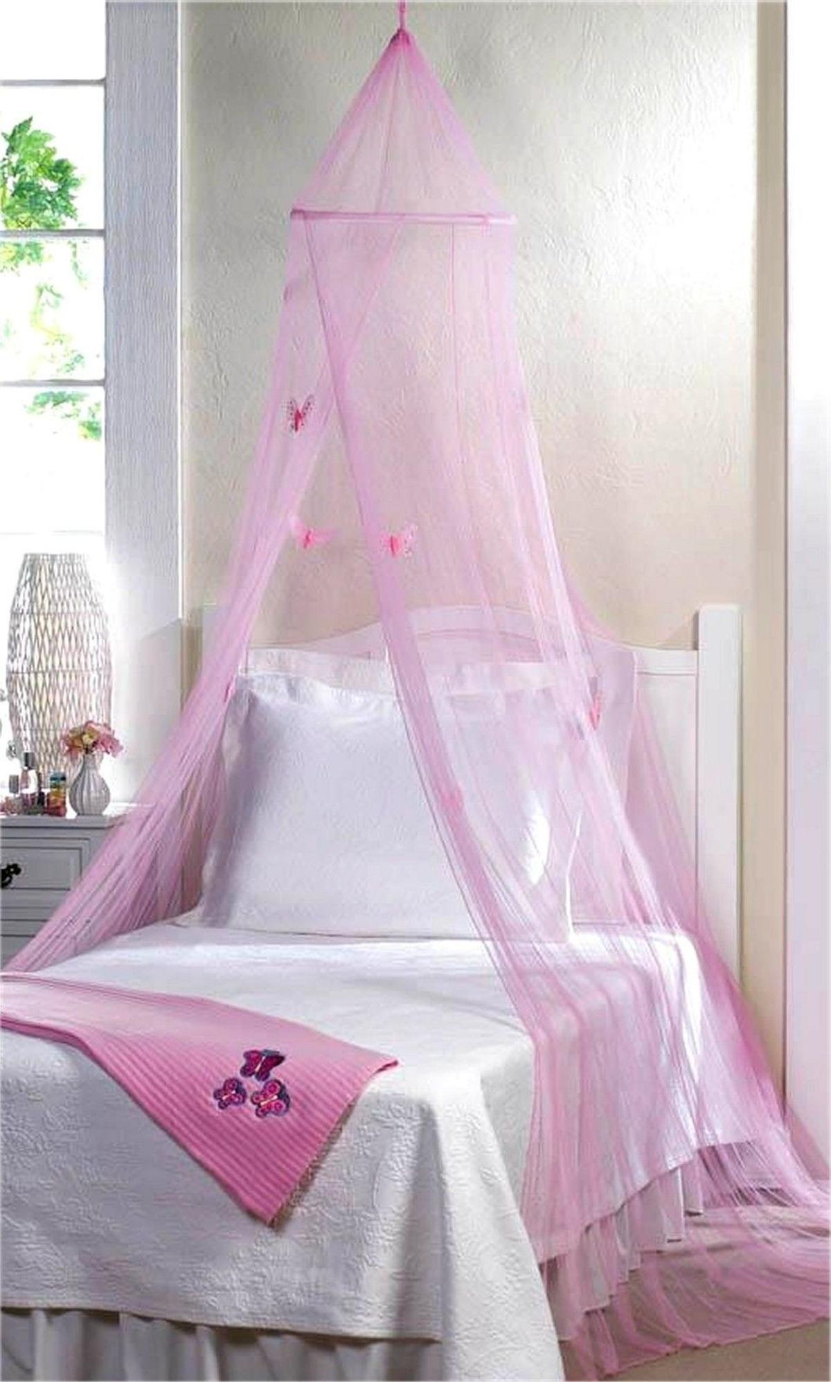 Net Pink Bryne Ikea Bed Canopy In Rm17 Grays For 2 50 For Sale Shpock
