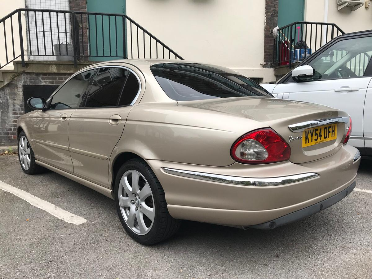 JAGUAR X-TYPE 2 0D in E11 London for £1,280 00 for sale - Shpock