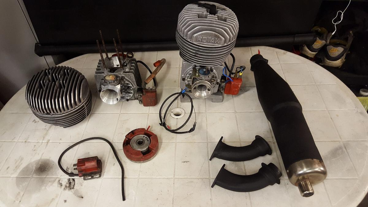 100cc rotax go kart engines in DA14 Sidcup for £295 00 for