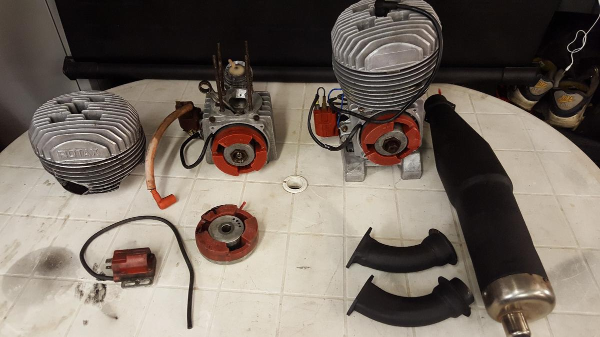 100cc rotax go kart engines in DA14 Sidcup for £295 00 for sale - Shpock