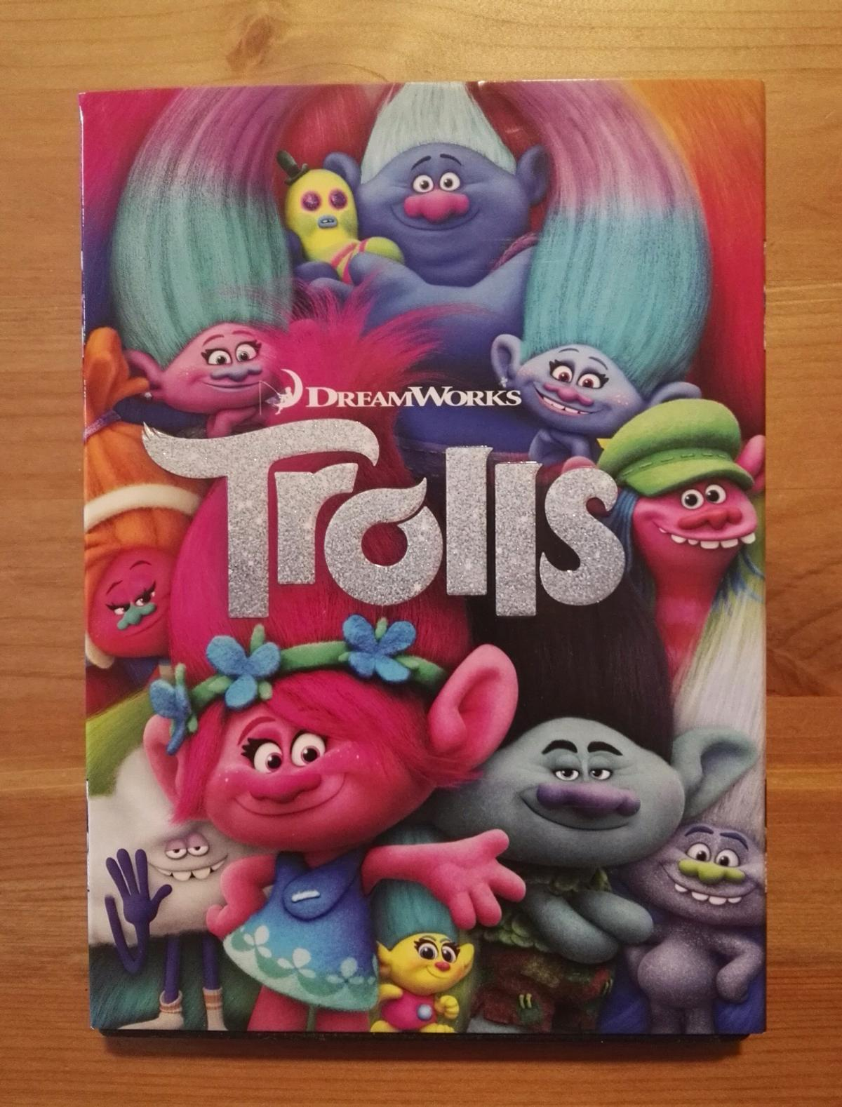 Dvd trolls in 24062 costa volpino for u20ac7.00 for sale shpock
