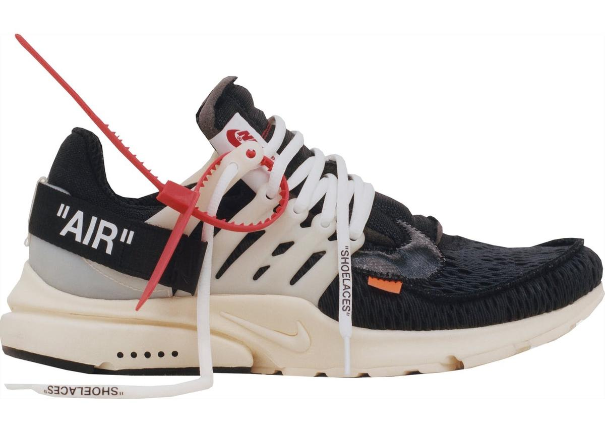 The Ten: Nike Air Presto X Off-White EU44