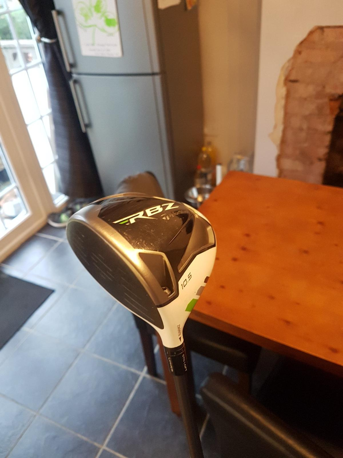 used left handed taylormade drivers