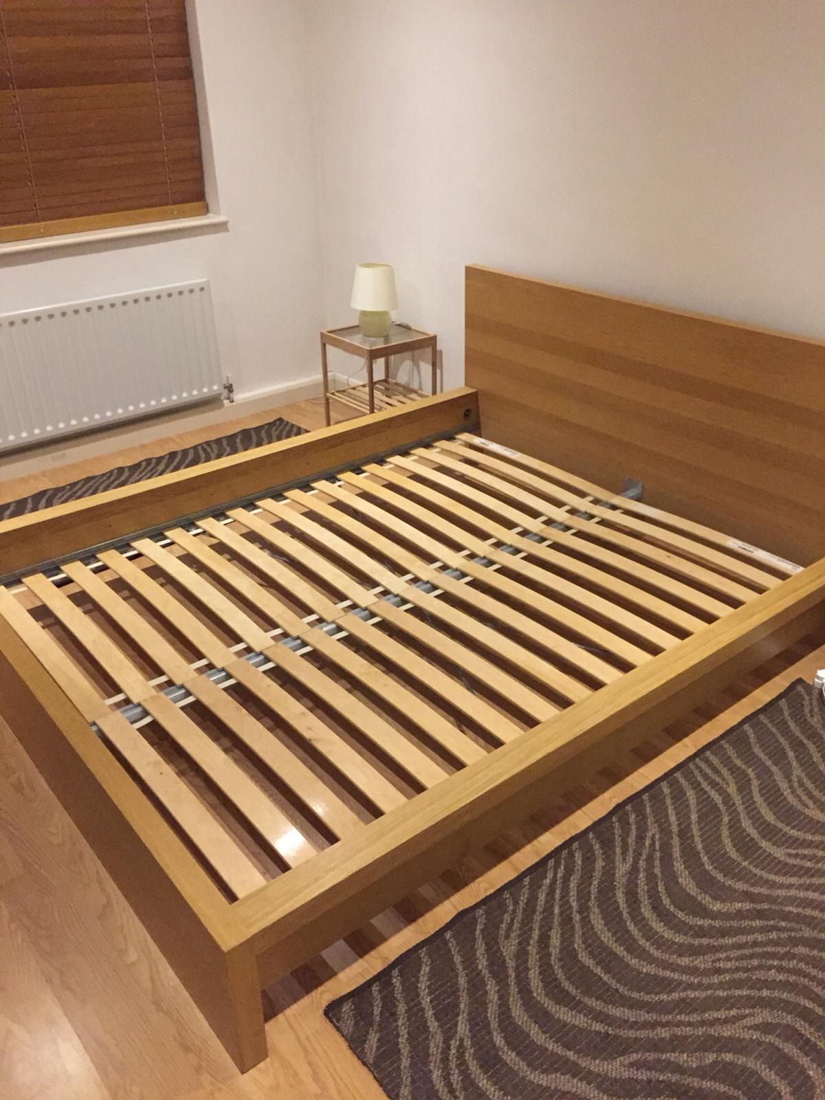 European King Size Ikea Malm Bed Frame Only In Sw18 London For 80 00 For Sale Shpock