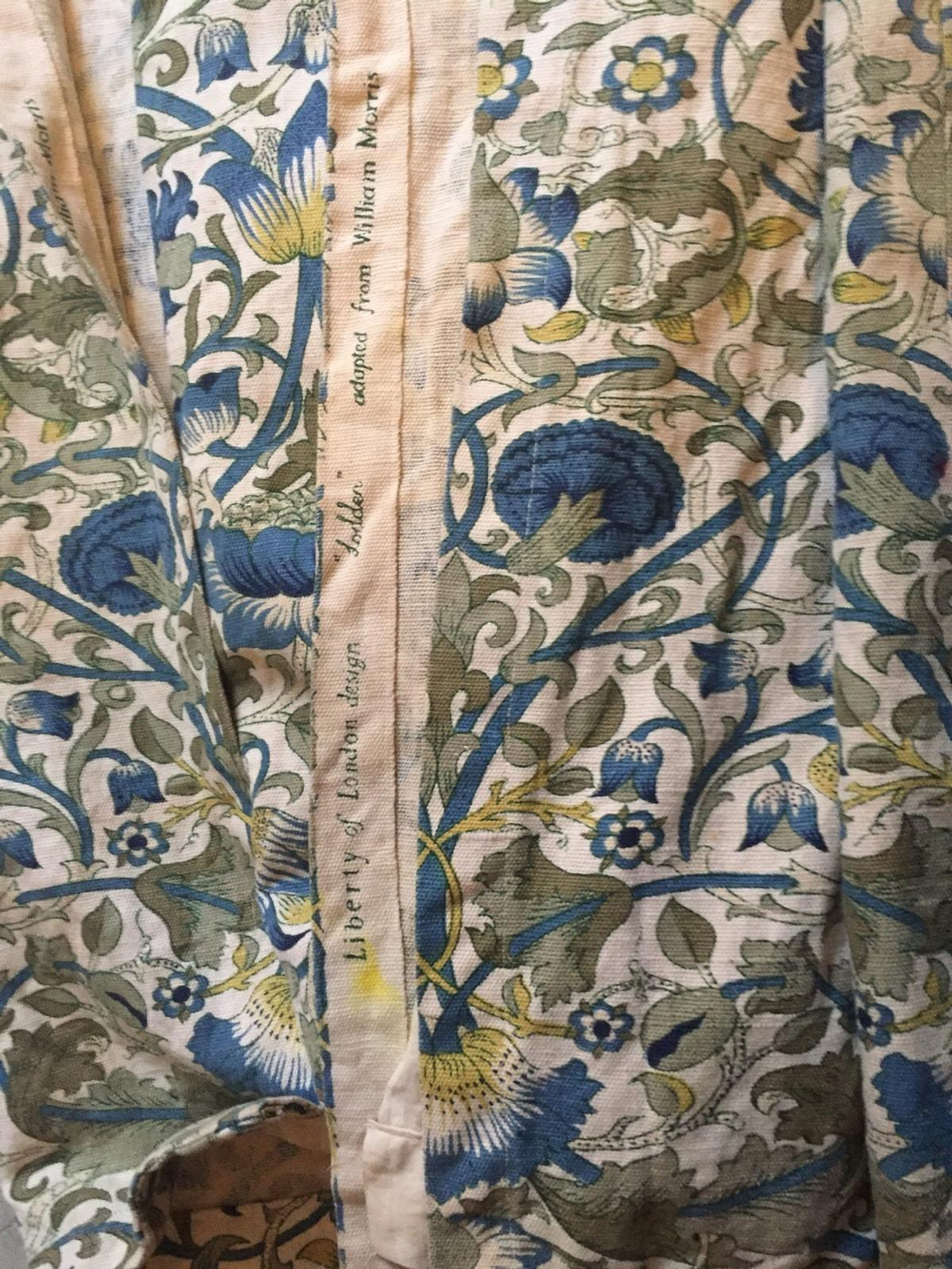3144252a34af9 Liberty of London fabric curtains in E1 London for £100.00 for sale ...