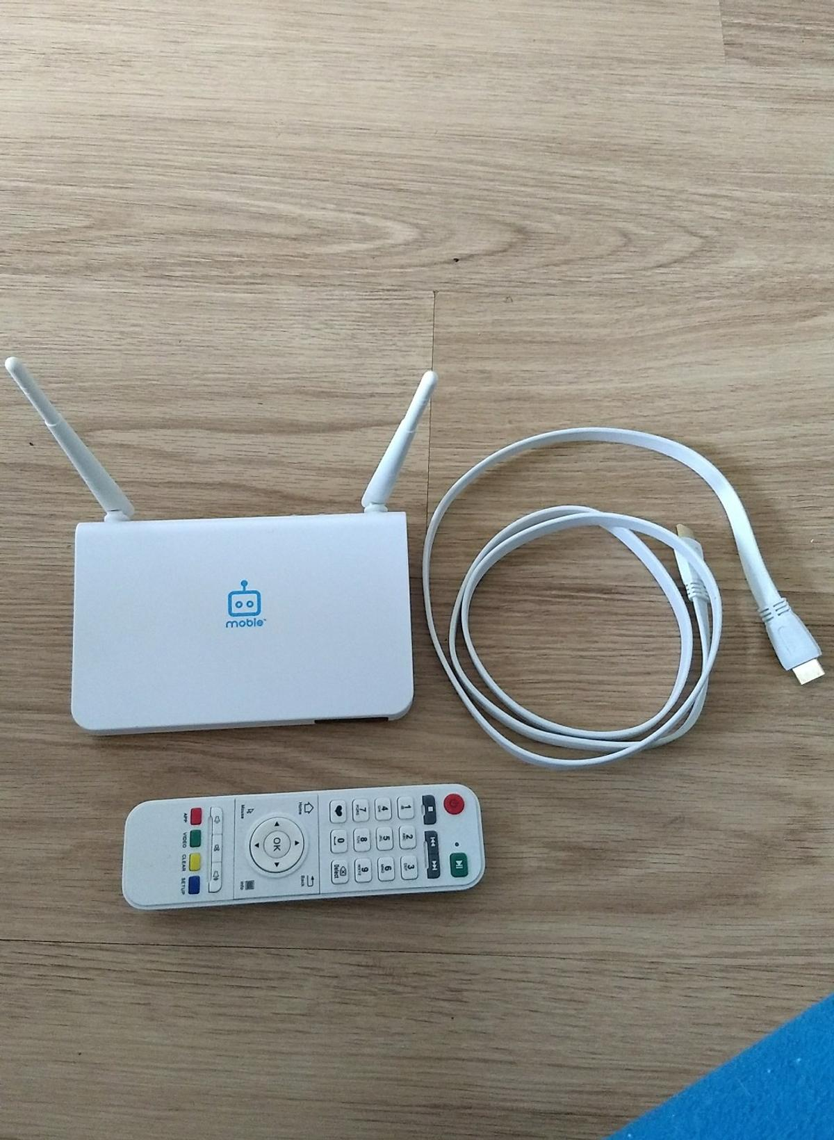 Mobie TV box- Android in W12 London for £12 00 for sale - Shpock