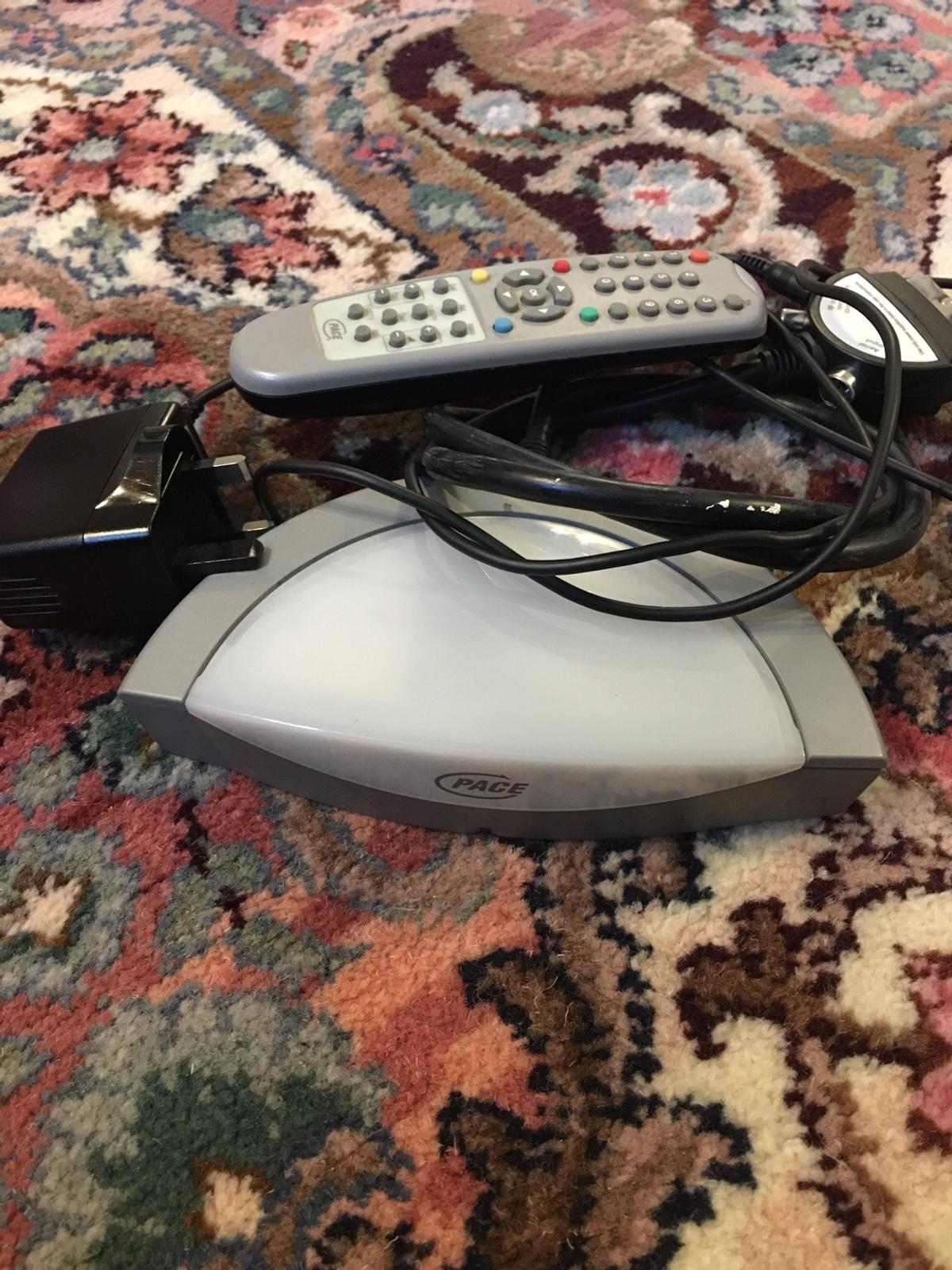 A Pace Freeview TV box
