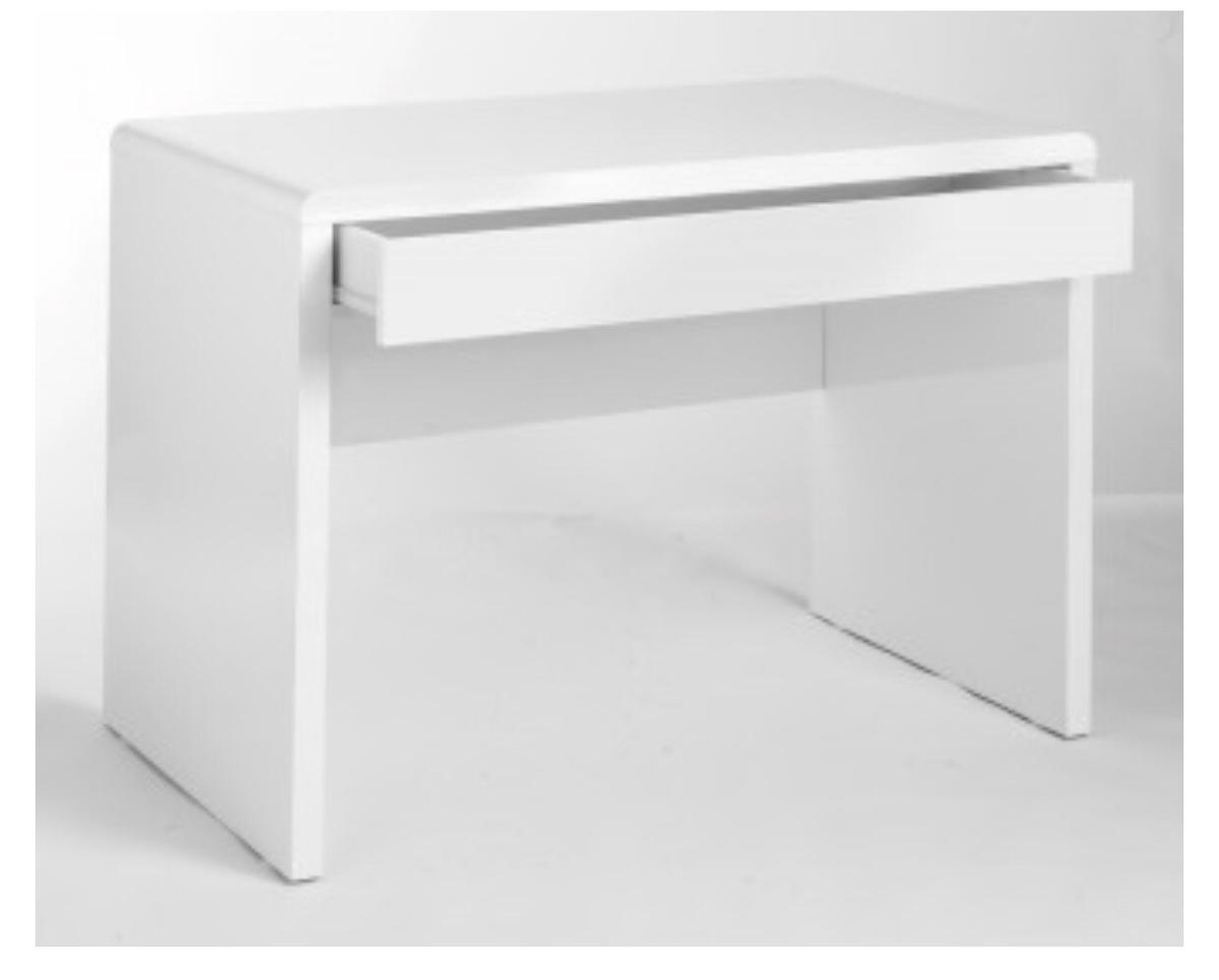 Genial High Gloss White Office Desk   Mint Condition In W2 London ...