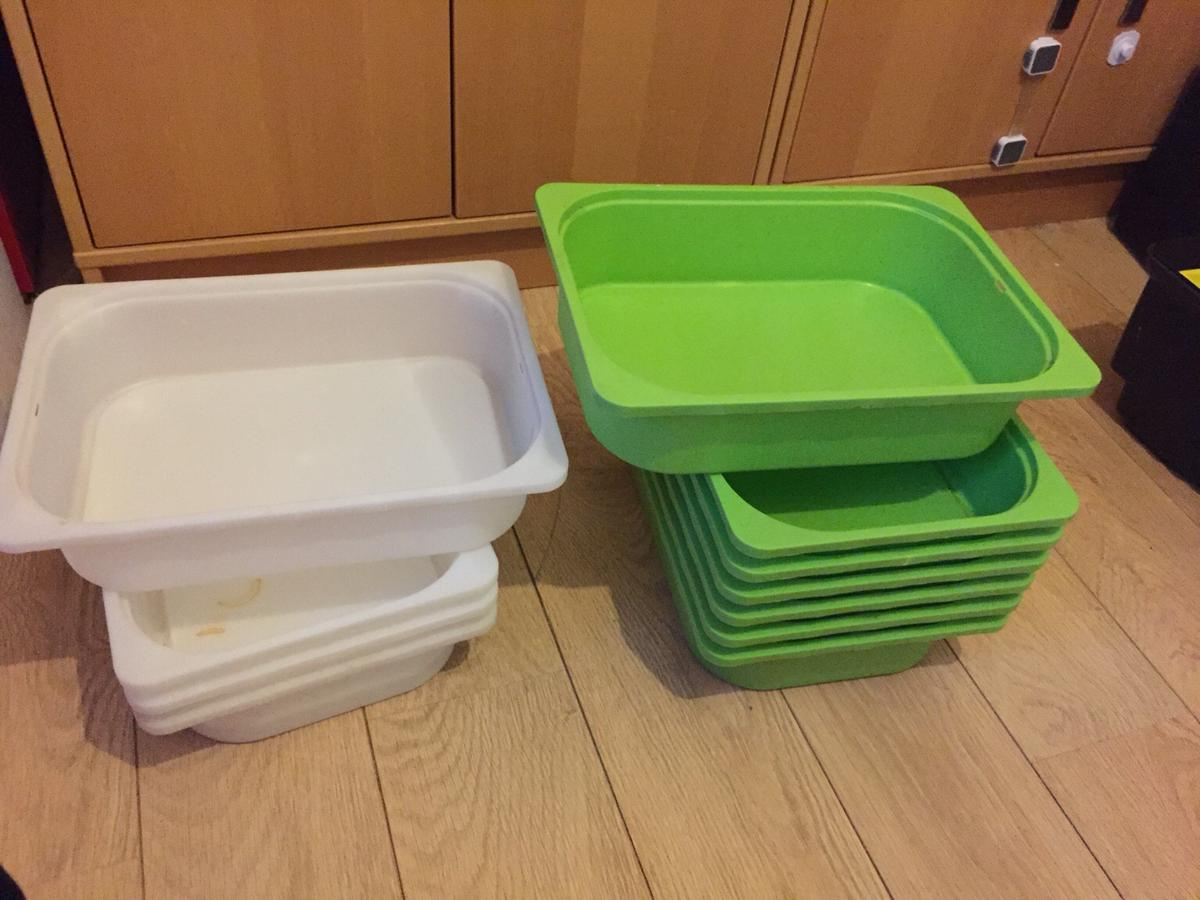 Ikea Trofast Storage Tubs Boxes In S41 Chesterfield For