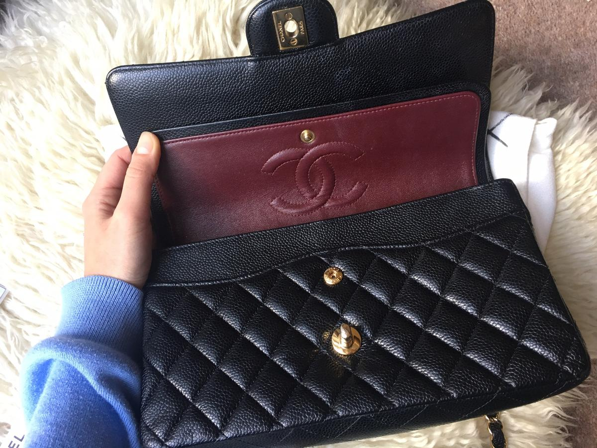Authentic Chanel Classic Double Flap Bag In W6 London For 3 250 00 For Sale Shpock