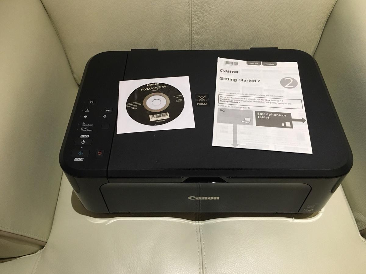 ✨Canon MG3600 Wireless Printer/Scanner in SW4 London for