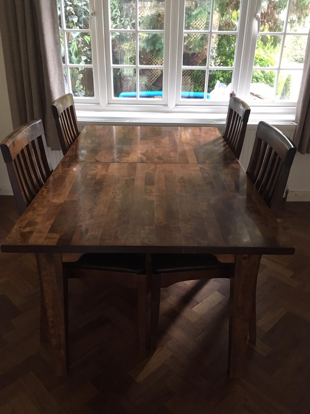 Laura Ashley Garrat Dining Table and 9 Chairs in TW9 Thames for ...