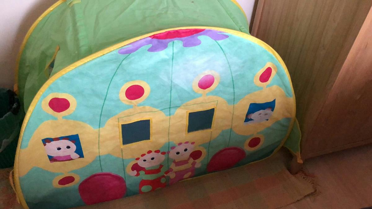 Description. In The Night Garden Ninky Nonk ... & In the night garden pop up tent and tunnel in BR8 Swanley for £15.00 ...