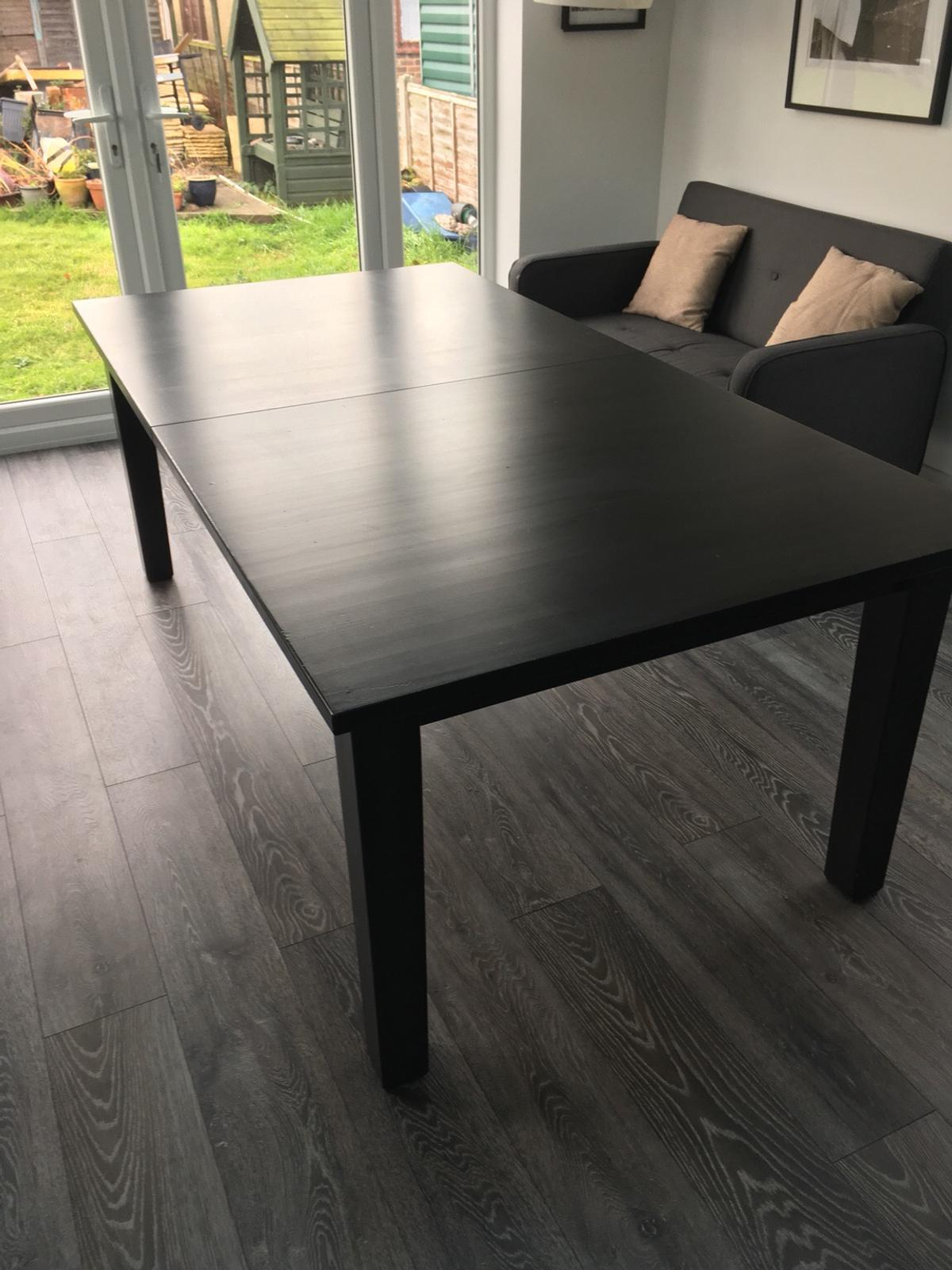 Ikea Stornas Extendable Dining Table In Tn24 Willesborough For 100 00 For Sale Shpock