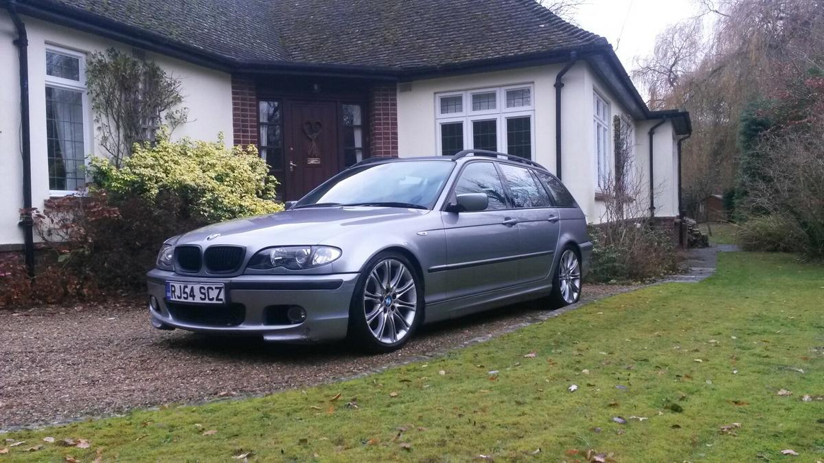 Bmw E46 330d Touring Spares Or Repairs In Rg42 Binfield For 1 00