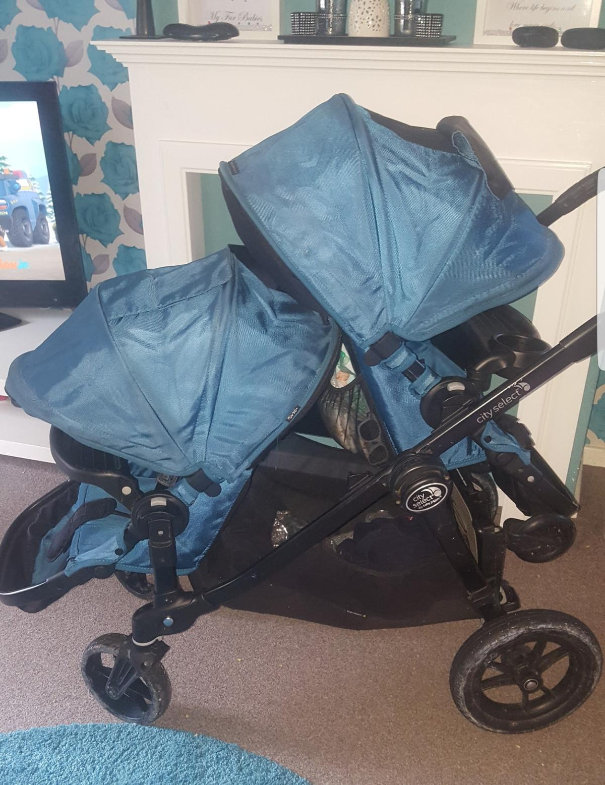 Baby Jogger City Select Double In Wa7 Windmill Hill For 250 00 For