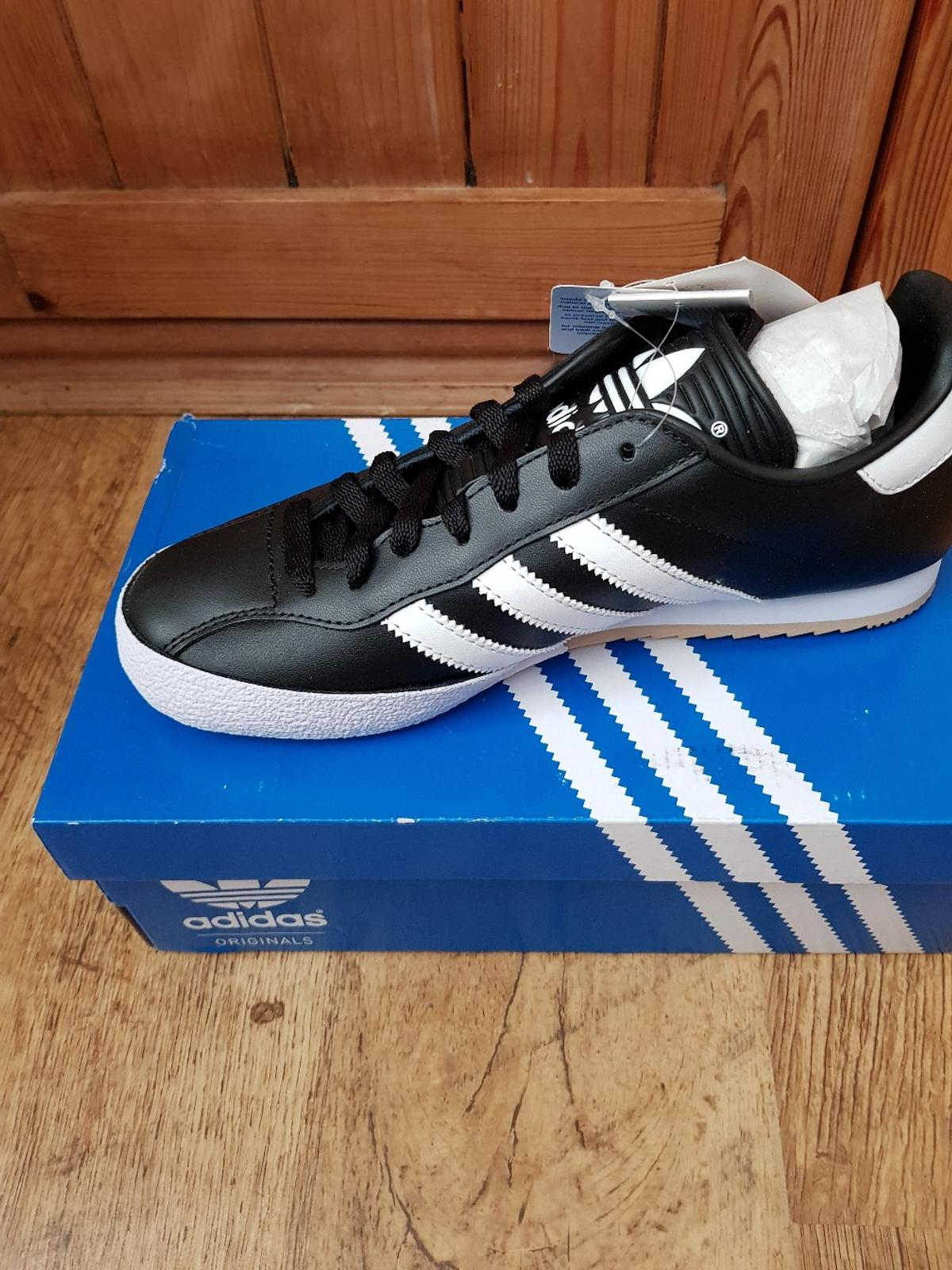 Adidas samba super originals men's trainers in B28