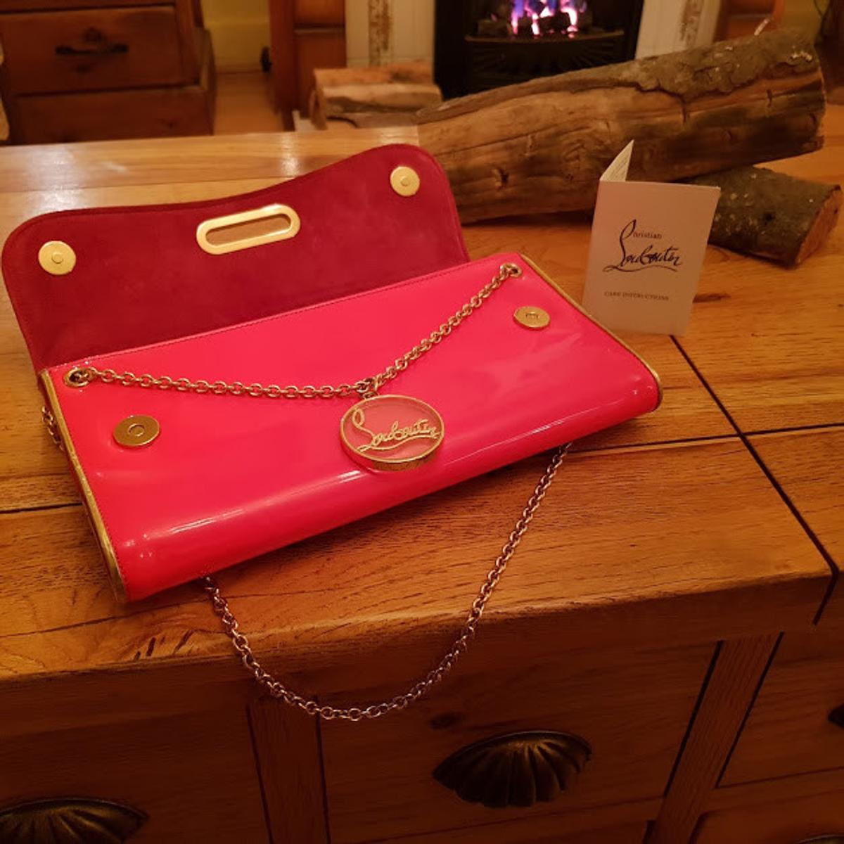 9ada348adef AUTHENTIC Christian Louboutin CLUTCH in RM3 Romford for £550.00 for ...