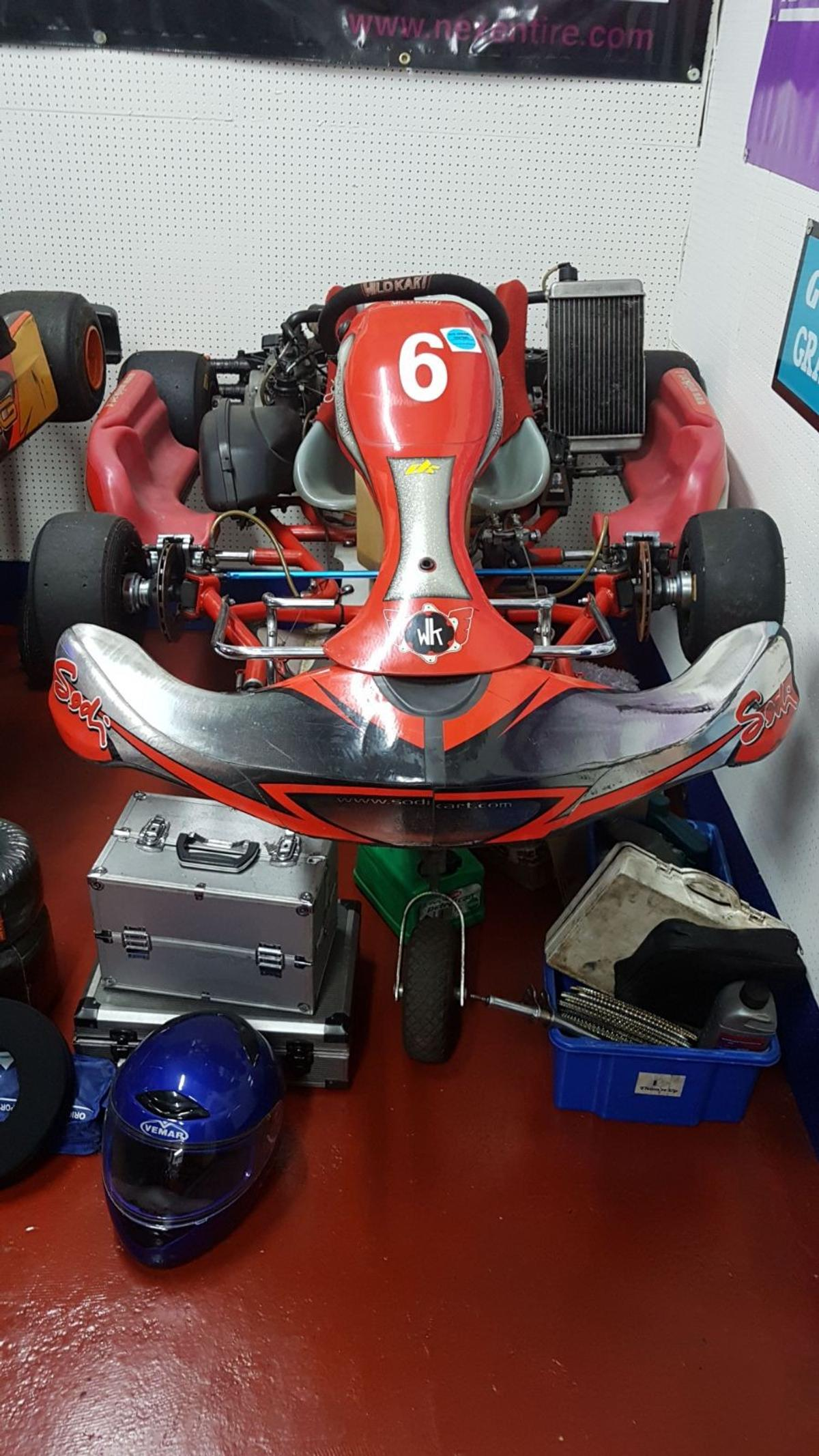 Karts dd2 and crg rotax max in Hertsmere for £1,000 00 for sale - Shpock