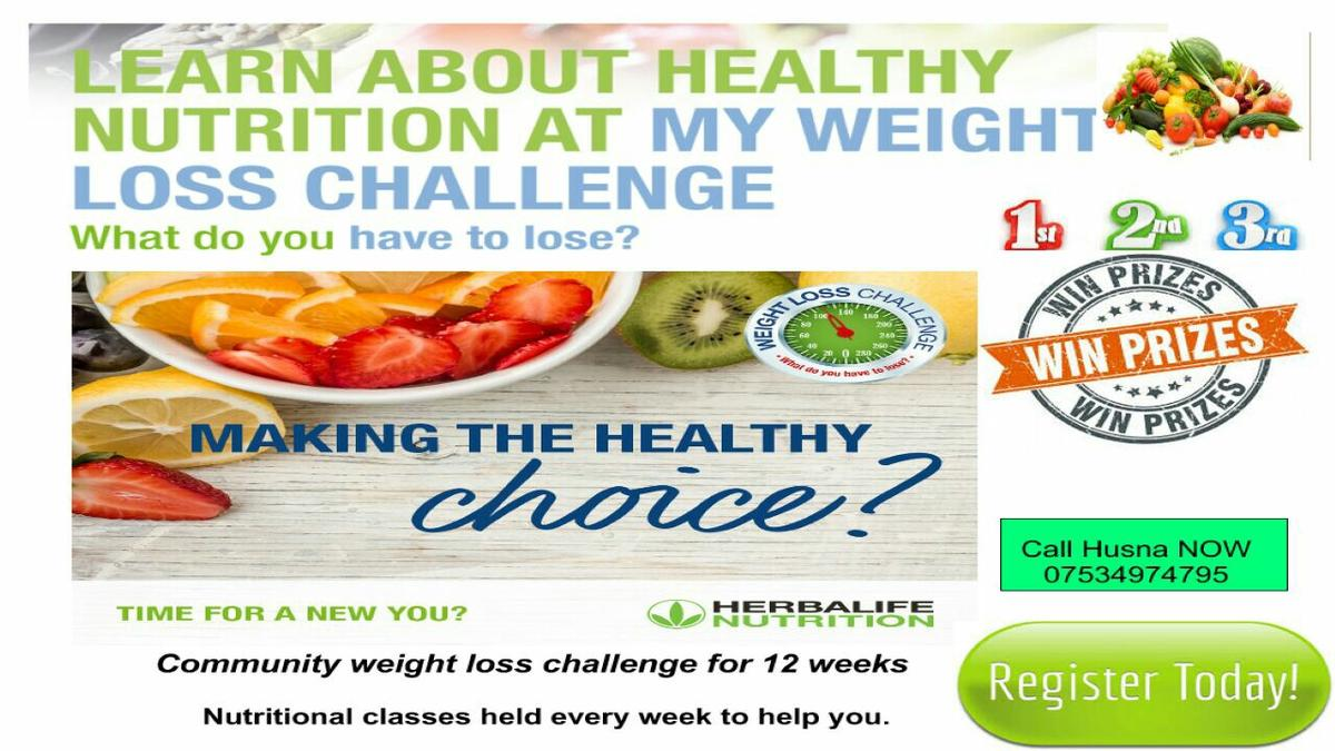 Weight loss challenge cash prize