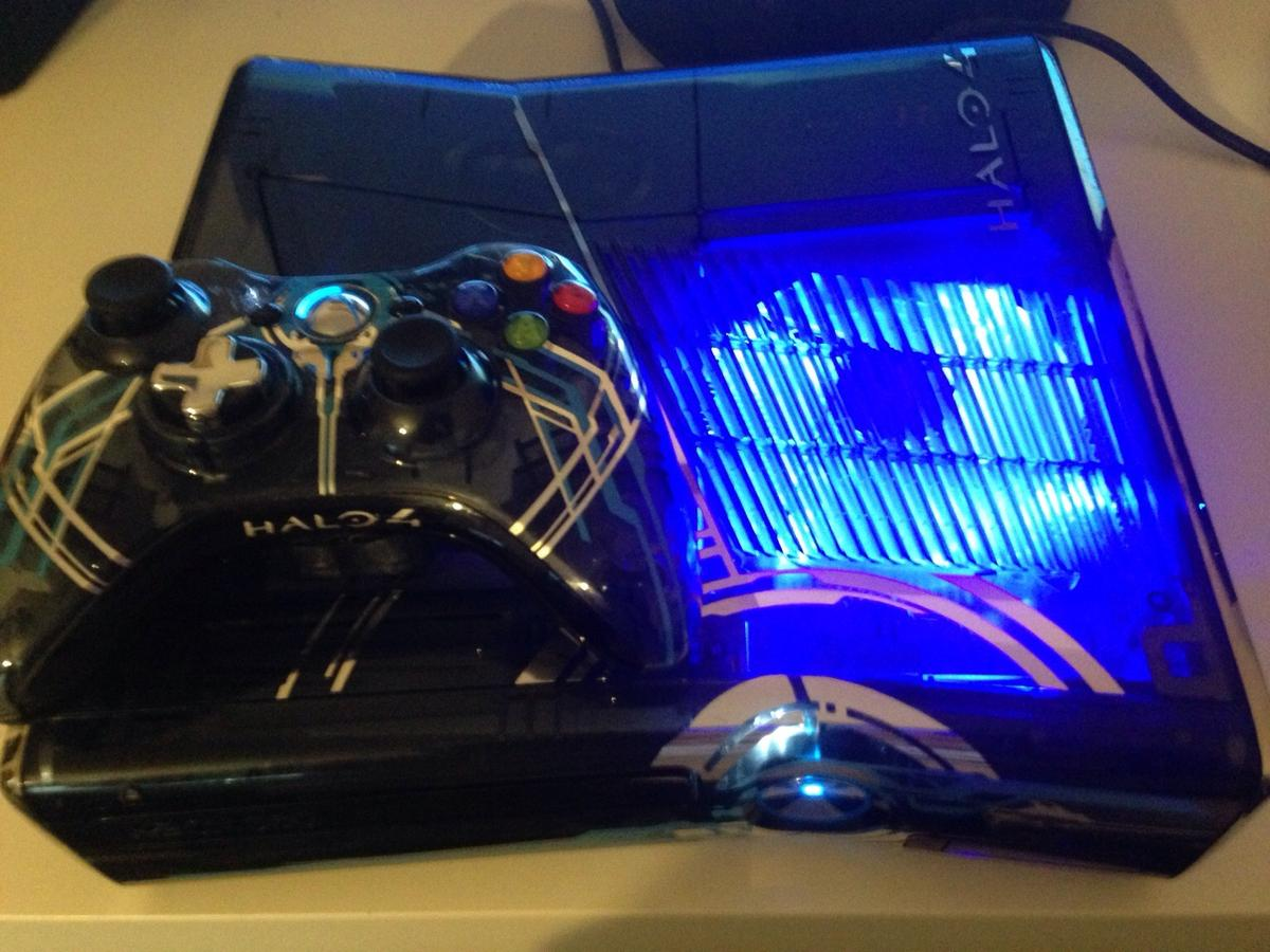 RGH Xbox 360 slim 500gb in TW16 London for £80 00 for sale