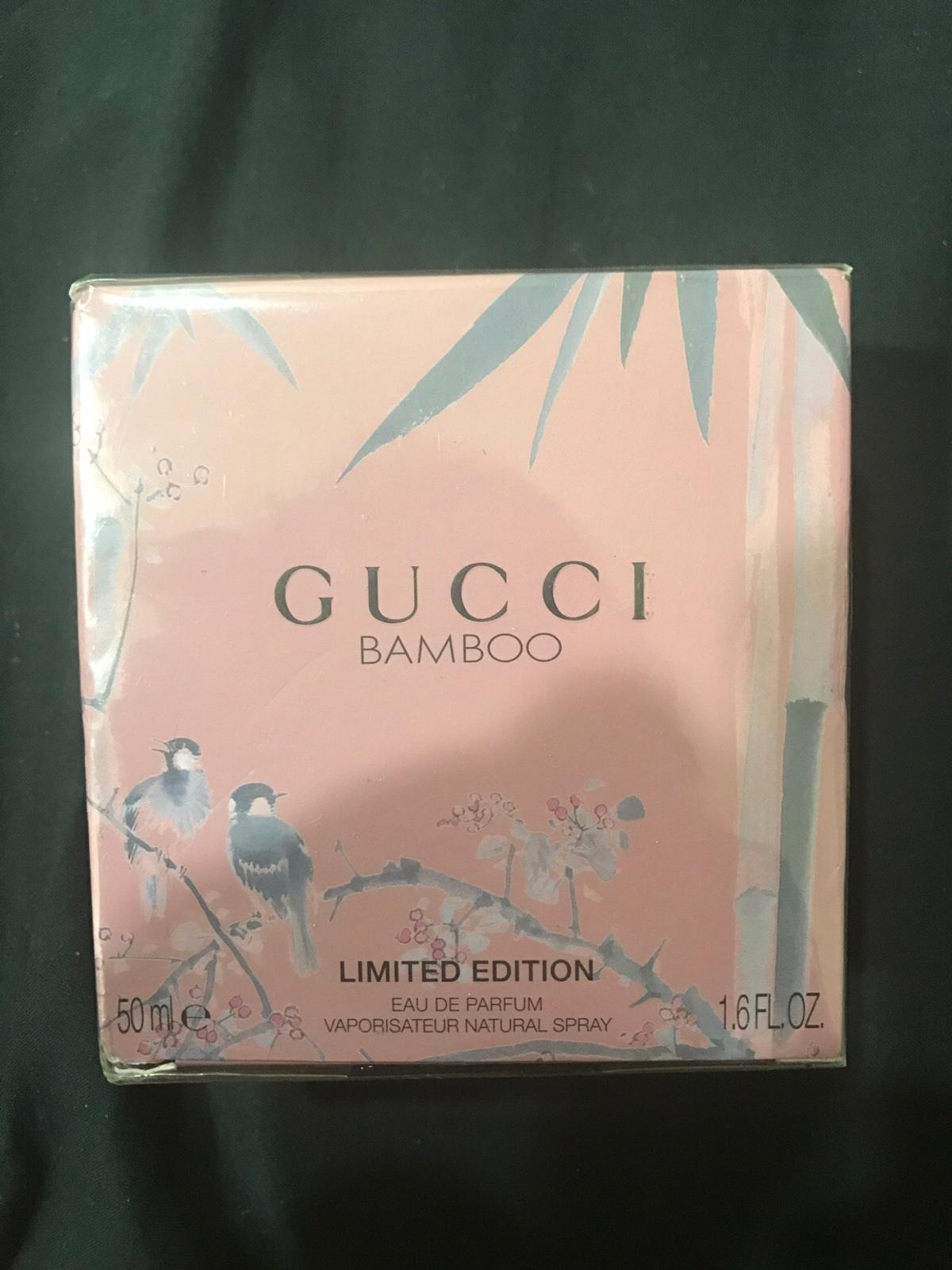 207d809f6d Gucci bamboo limited edition 50ml and 75ml
