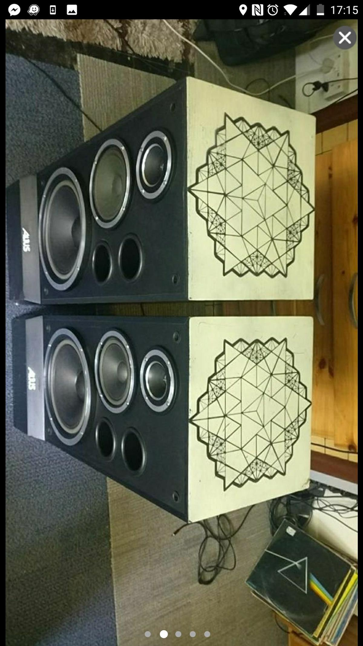 Altus 200 passive speakers in SE26 Bromley for £110 00 for