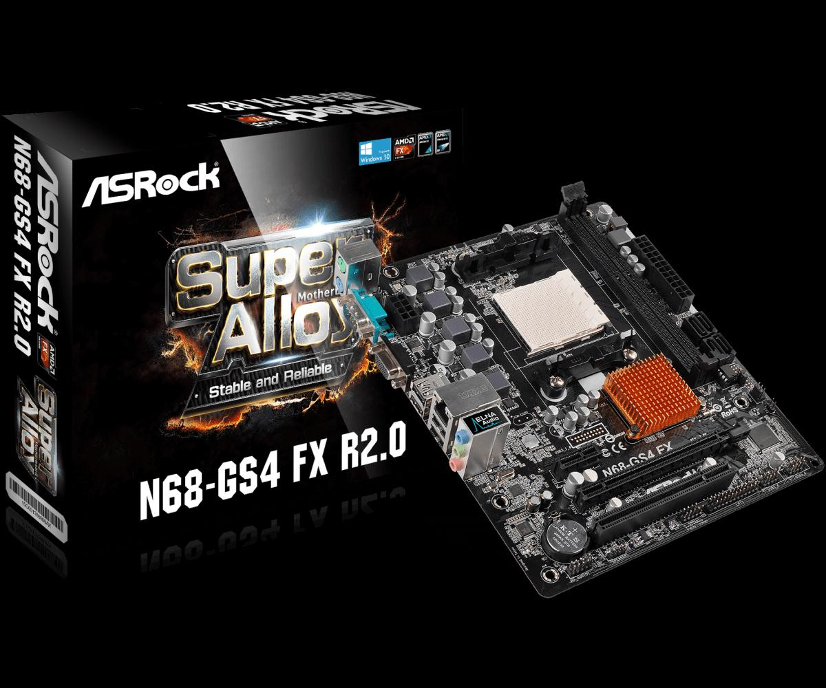FX 430o cpu with motherboard cooler