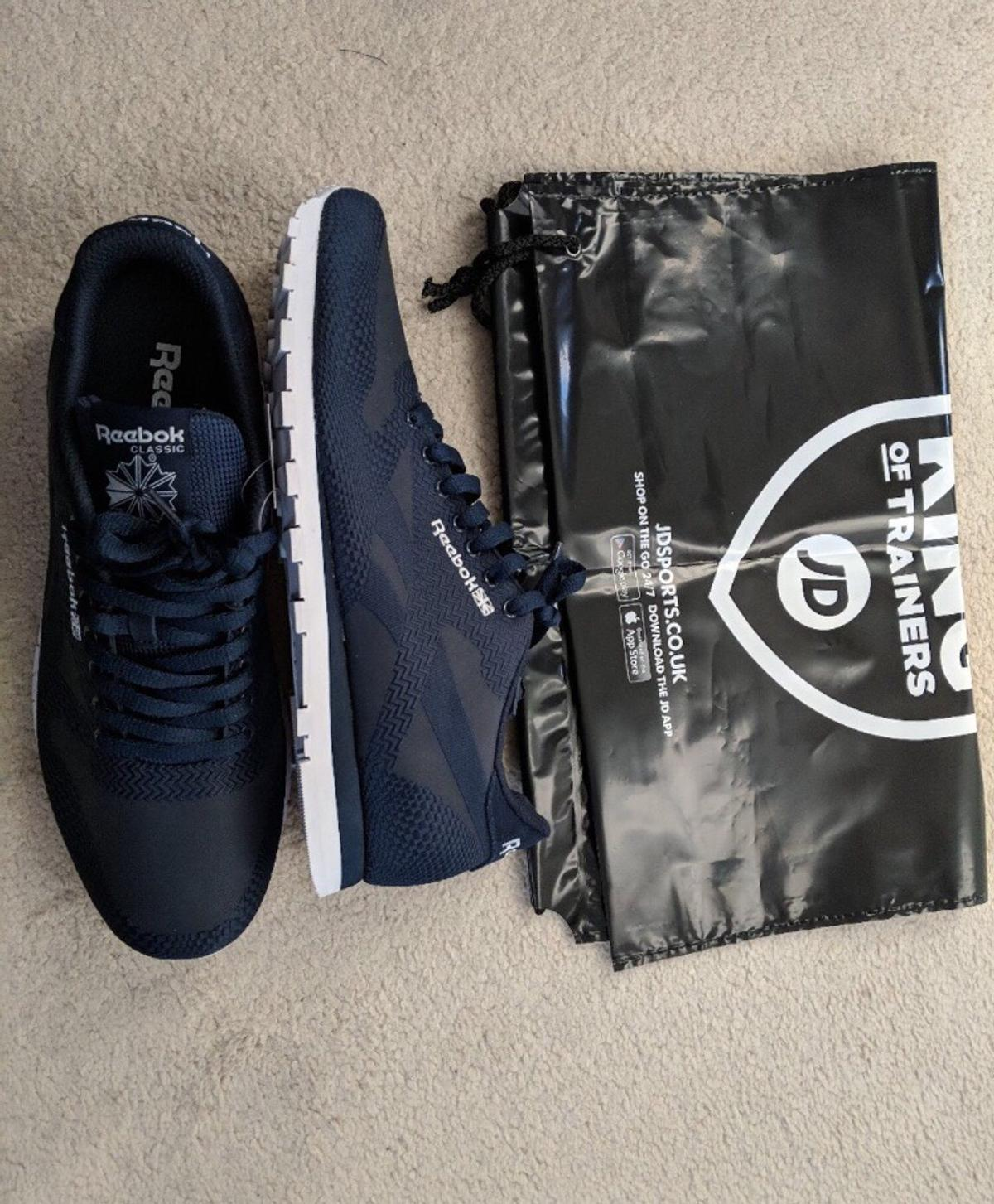 Reebok Classic Navy Blue (mens) in TW14 Hounslow for £25.00