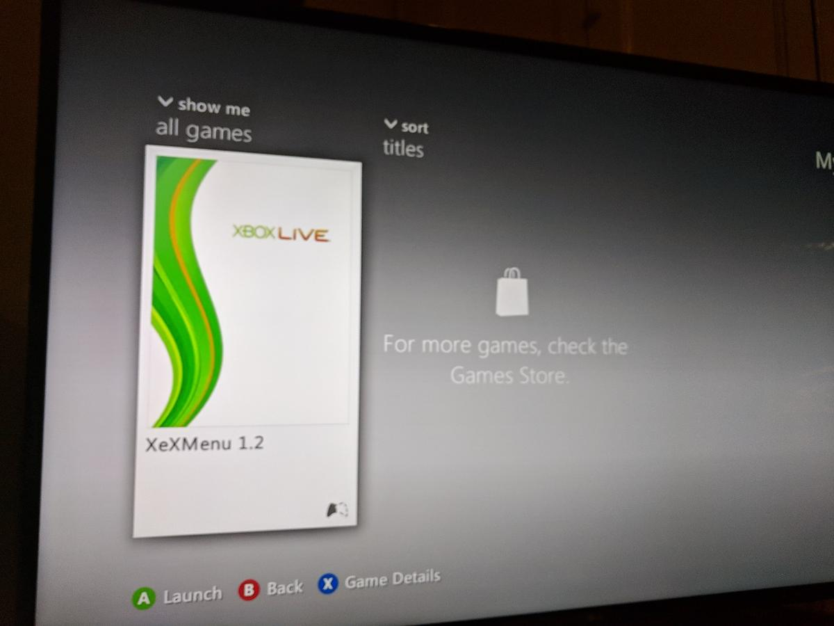 Xbox 360 rgh with games in CH2 Chester for £85 00 for sale