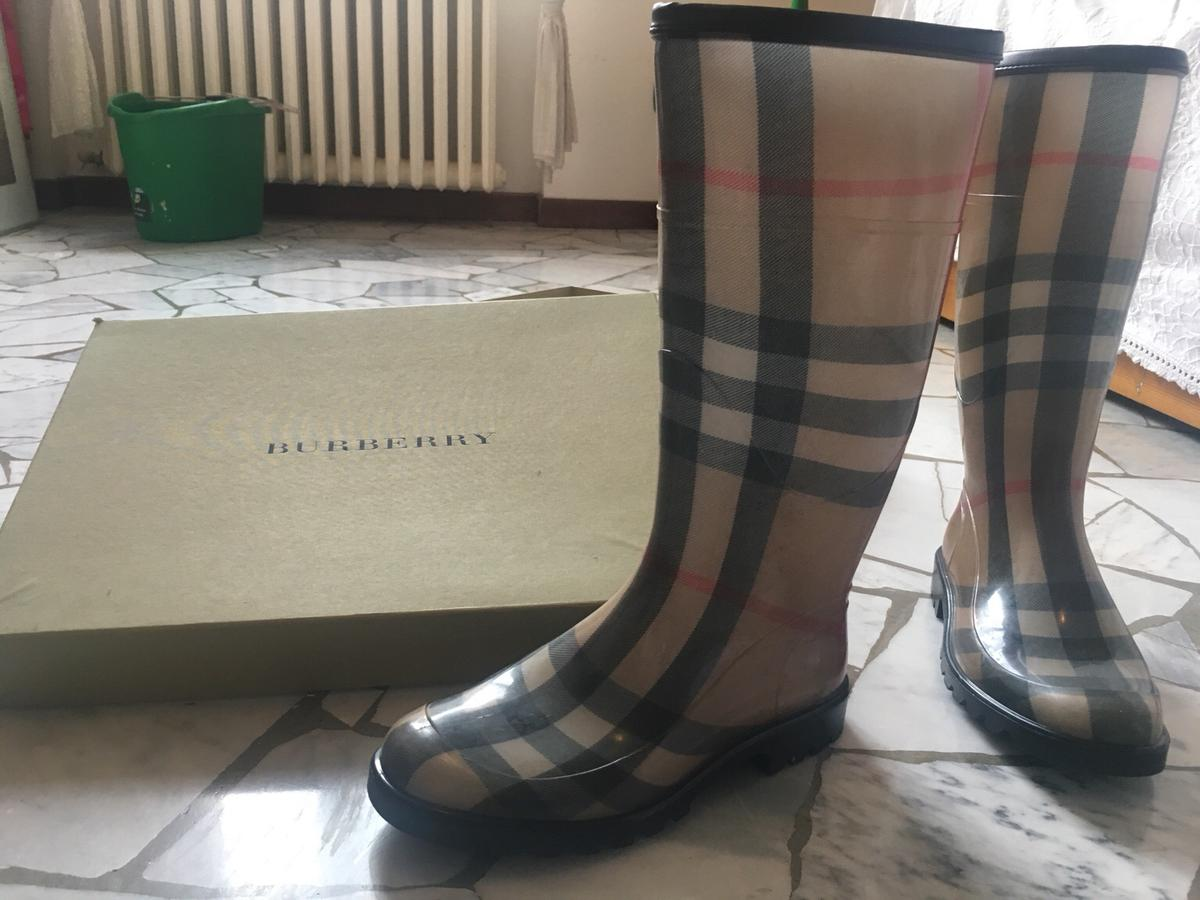 ca477fdcc2 Galosce Burberry in 20148 Milano for €50.00 for sale - Shpock