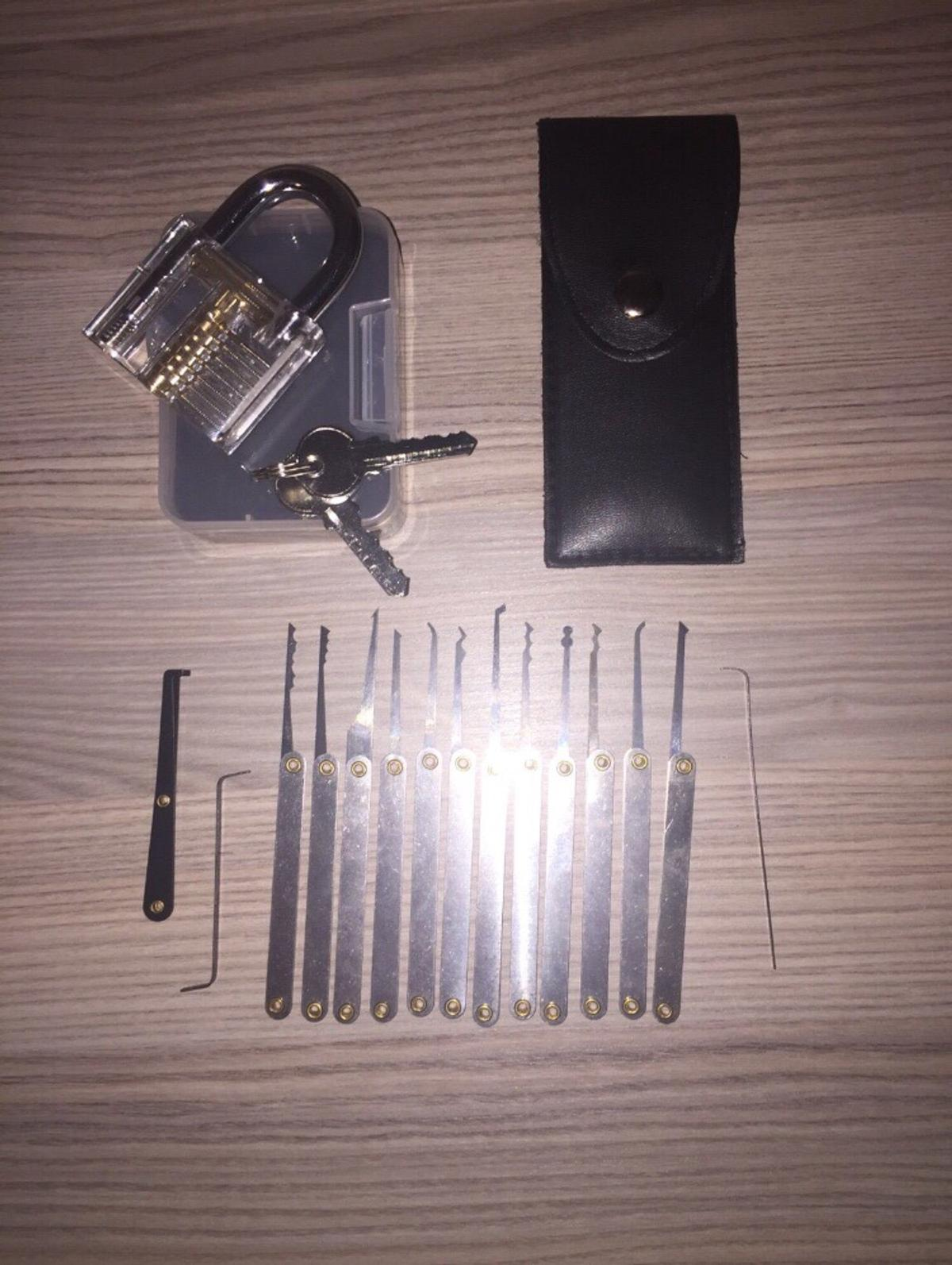 Pick Locking Set in London Borough of Enfield for £10 00 for