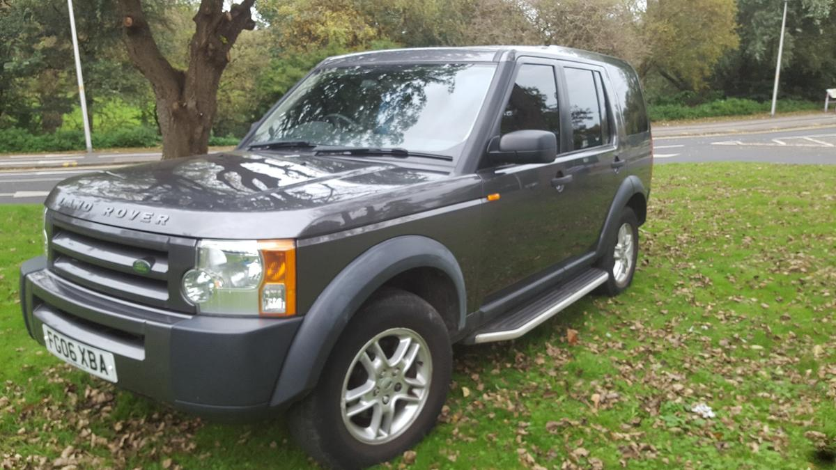 Land rover discovery 3 TDV6 AUTO in FY5 Wyre for £6,000 00