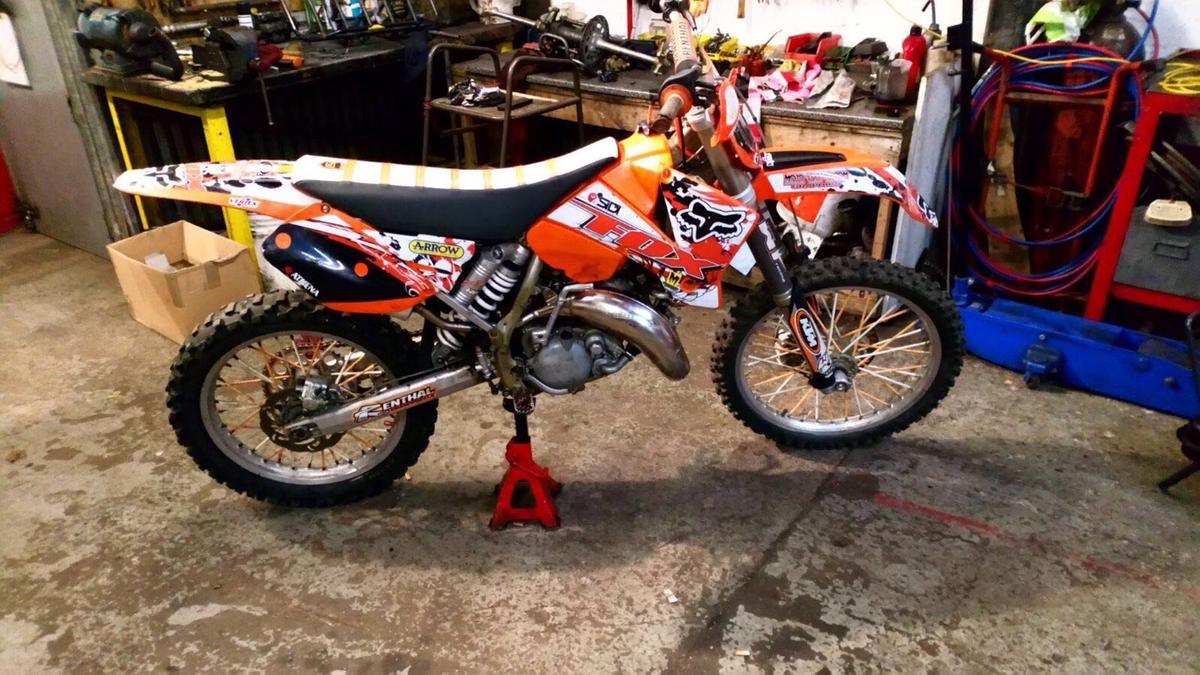 Ktm 125 sx 2004 in B8 Birmingham for £1,150 00 for sale - Shpock