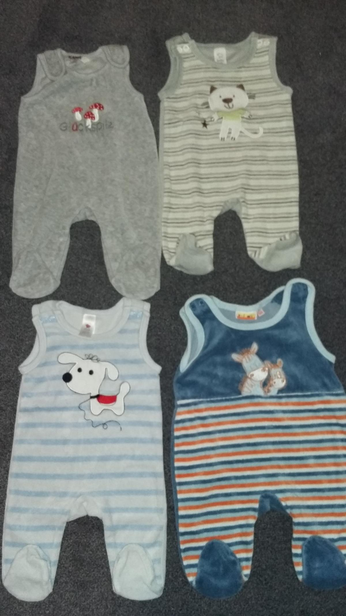 new products f22e0 fd113 Babykleidung Junge Gr. 50/56 + 56 in 96237 Ebersdorf b ...