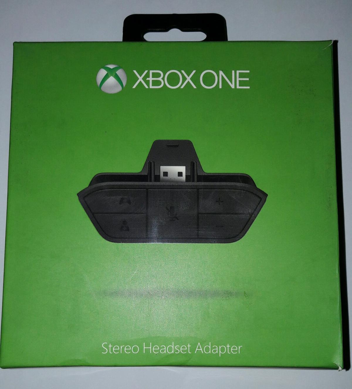 XBOX ONE HEADSET ADAPTER in Barnsley for £12 00 for sale