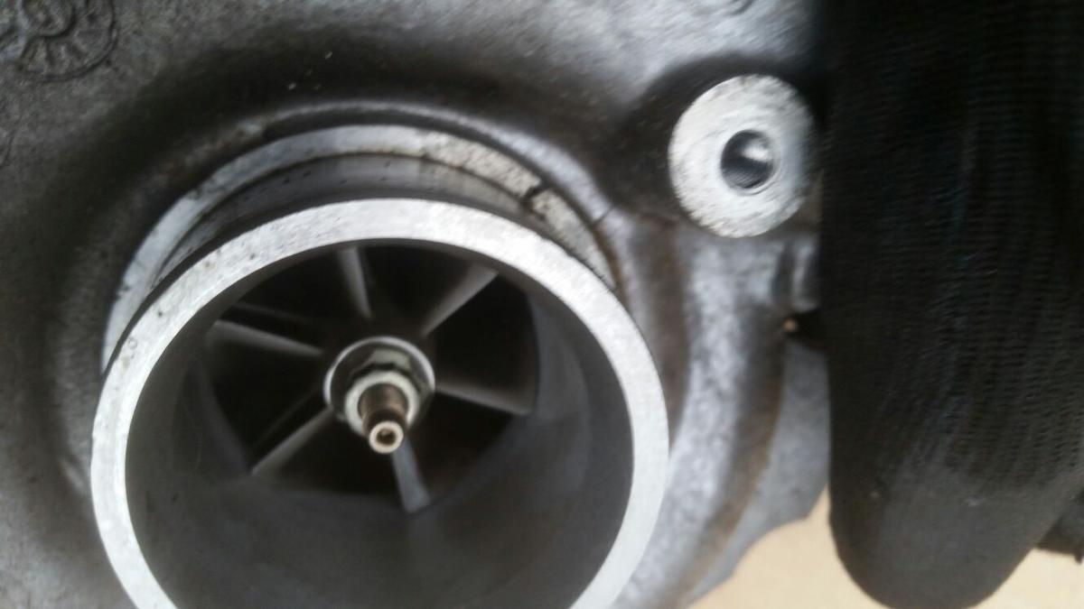Bmw 330d 530d turbo turbocharger GT2556V in Chelmsford for