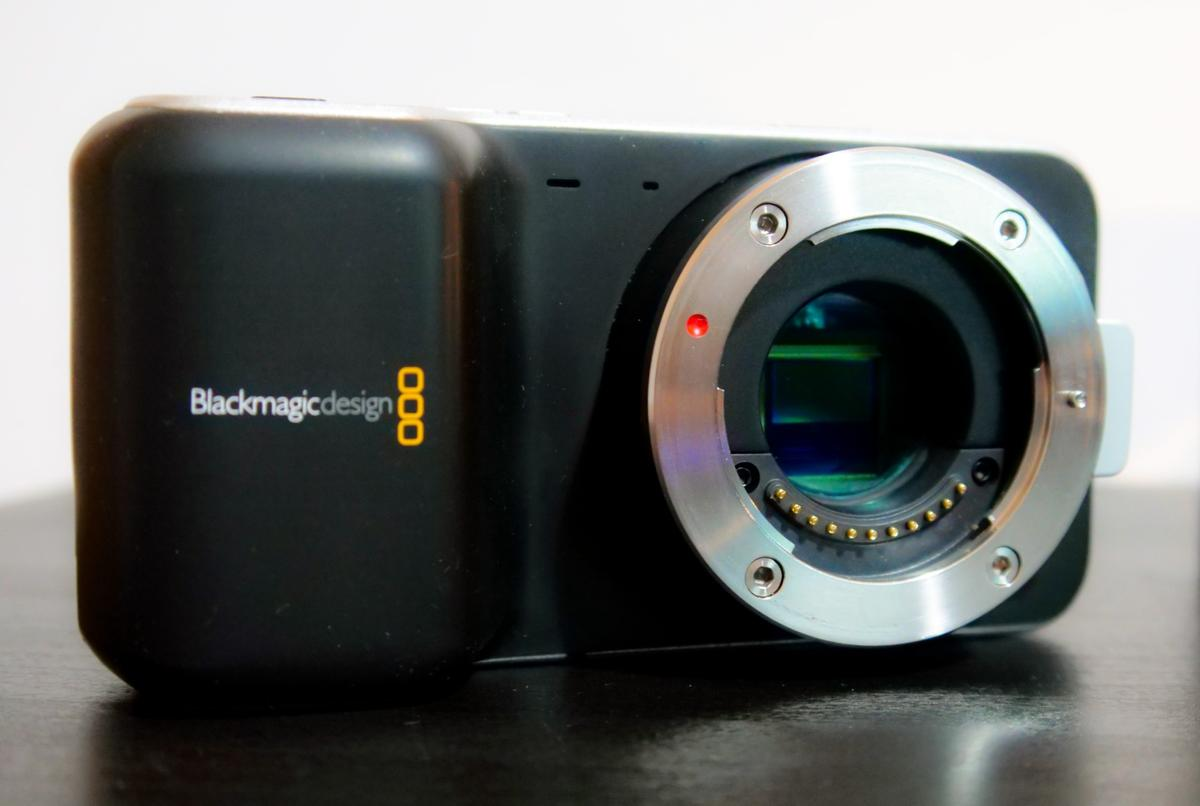 Blackmagic Pocket Cinema Camera In 00198 Roma For 500 00 For Sale Shpock