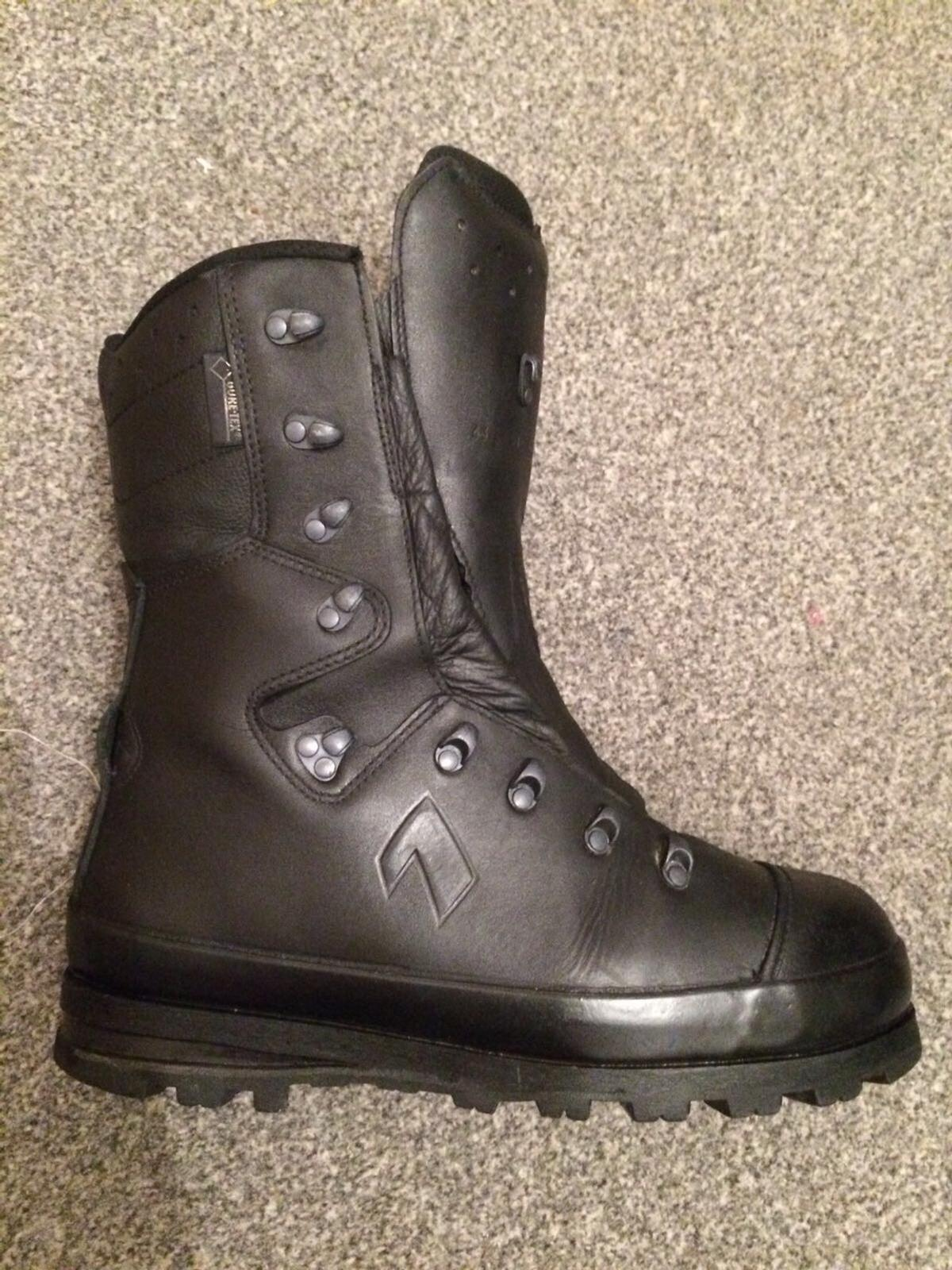 26170cbf8fa Haix Tibet forest chainsaw groundwork boots in ST5-Lyme for £40.00 ...