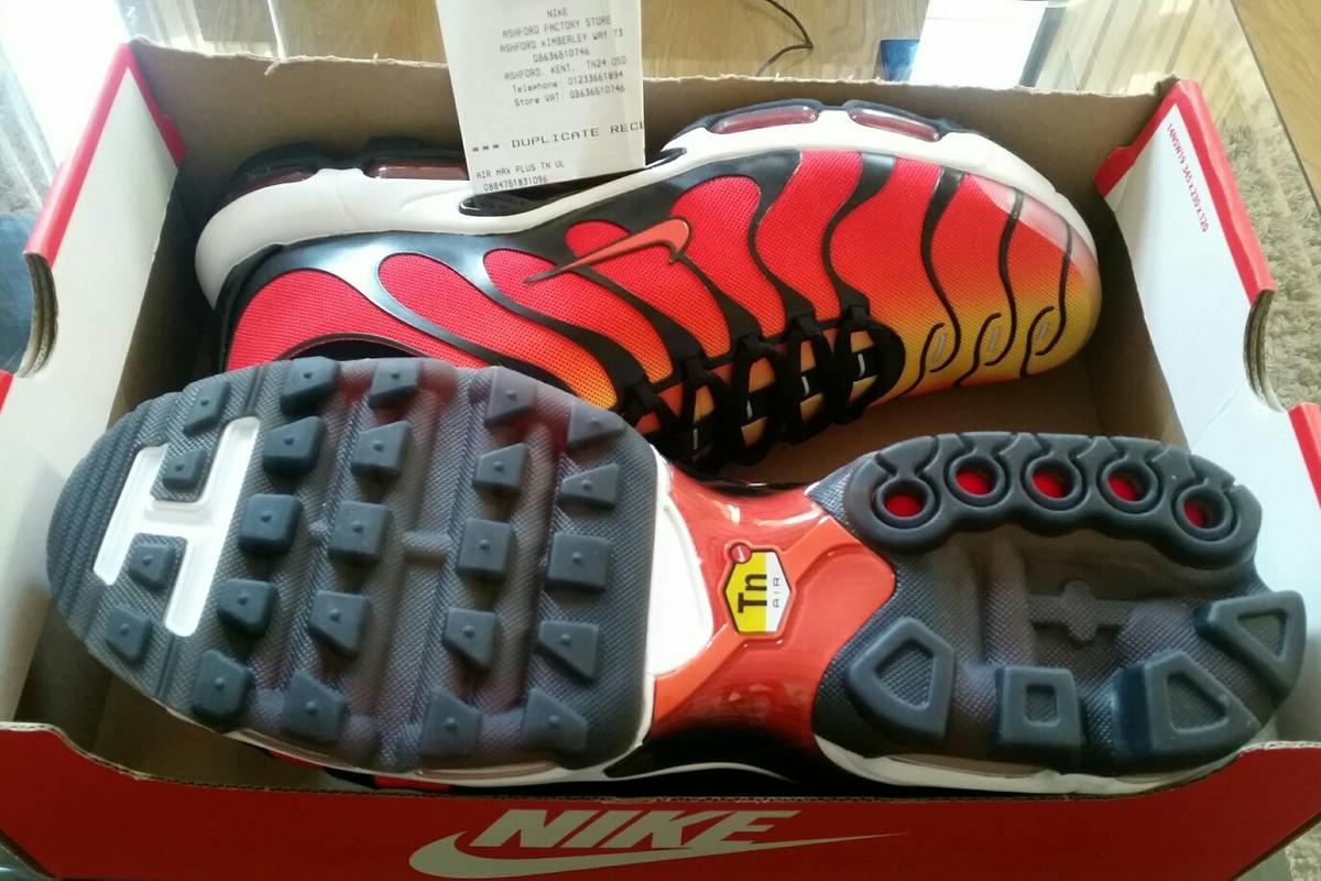 brand new 00ee5 243ea Nike air max plus tn ultra Tn in CT16 Dover for £90.00 for ...