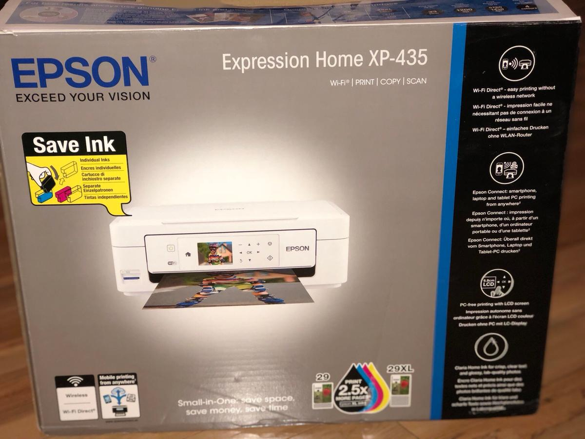 Epson XP-435 in E11 Forest for £45 00 for sale - Shpock