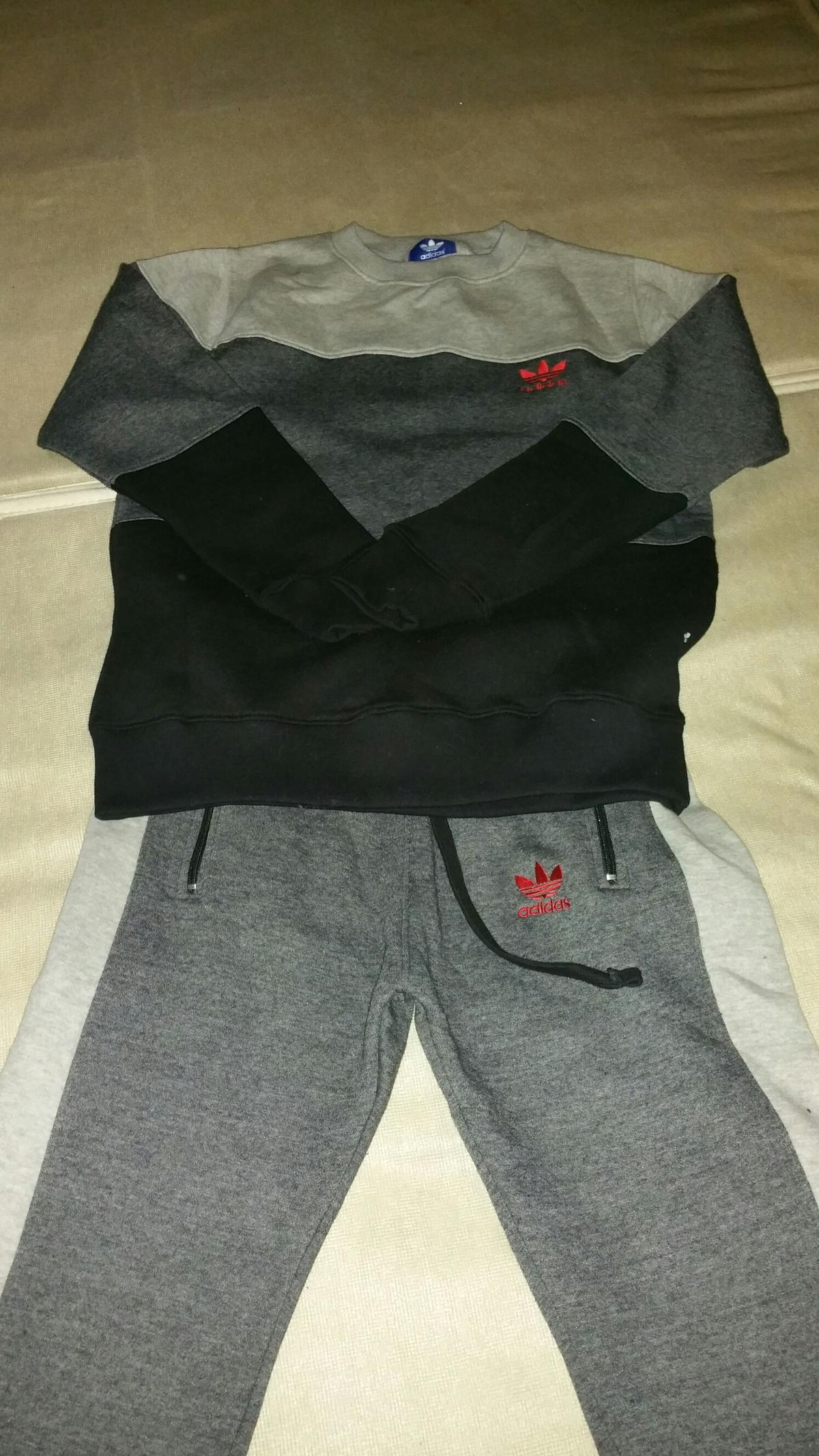 new styles 45616 4b59a Nike, Adidas and Stone Island Tracksuits X 5 in M23 ...
