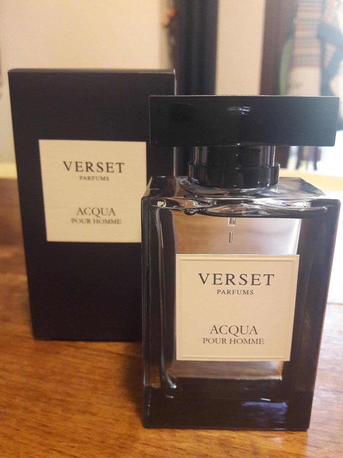 Profumo Verset Acqua Pour Homme In 2014 Milano For 1200 For Sale