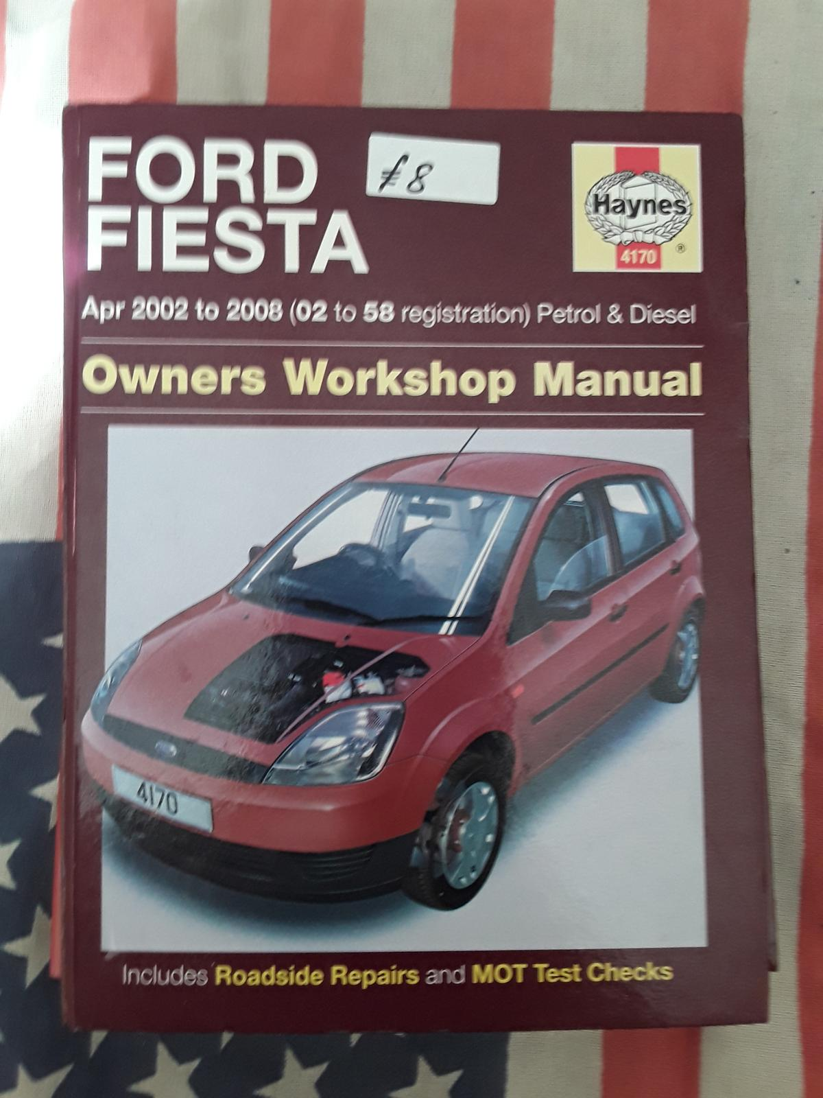 8098bb4aff5b8e jan Array - ford fiesta haynes manual 2002 2008 in chichester for 8 00 for  rh shpock