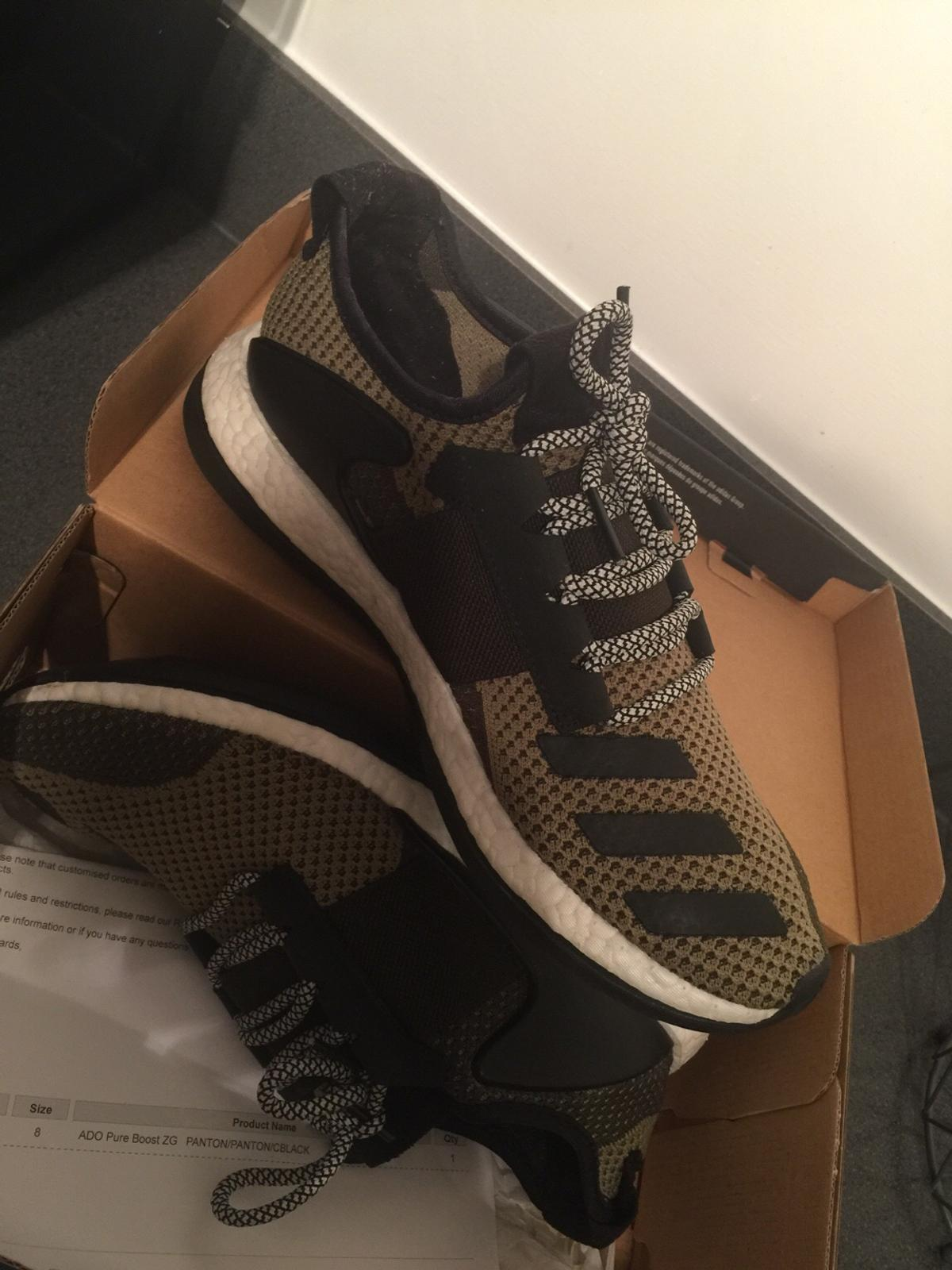19d849547897f Adidas pure boost ZG Size 8 in L24 Liverpool for £45.00 for sale ...