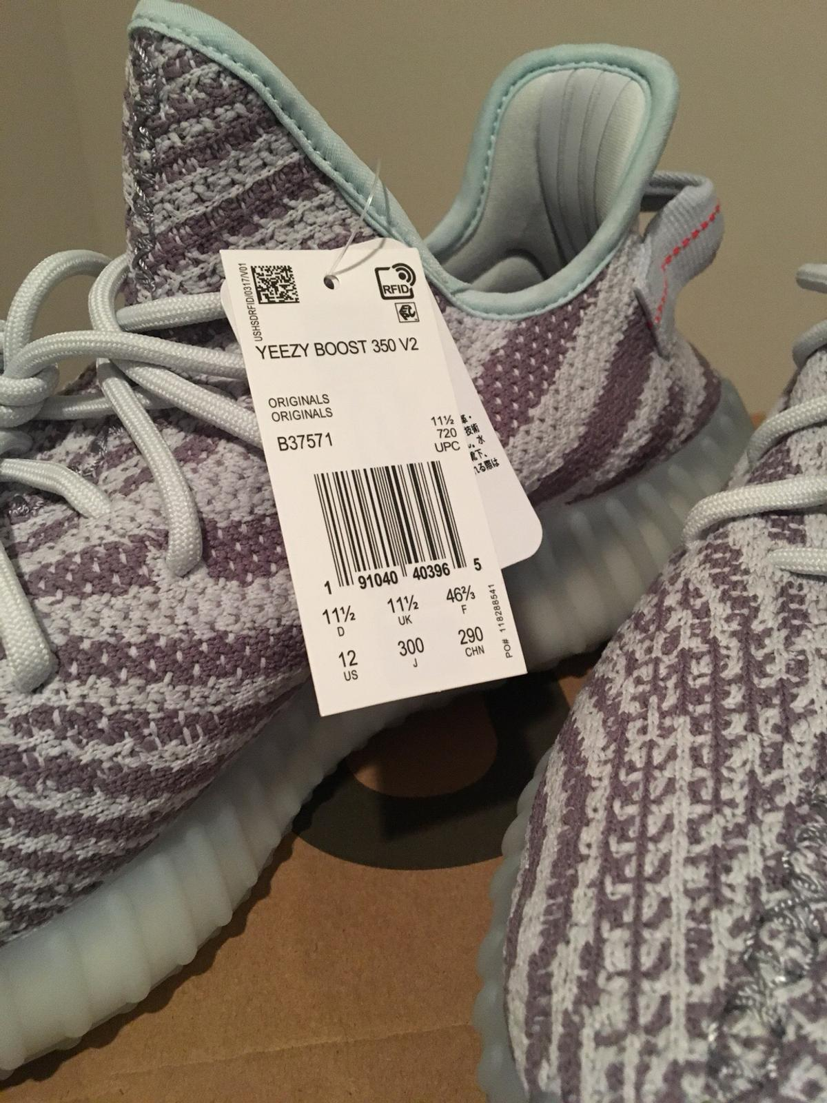 f1b5a4b60ffa0 Adidas Yeezy Blue Tint  Sold Out  in 22003 Annandale for US 320.00 ...