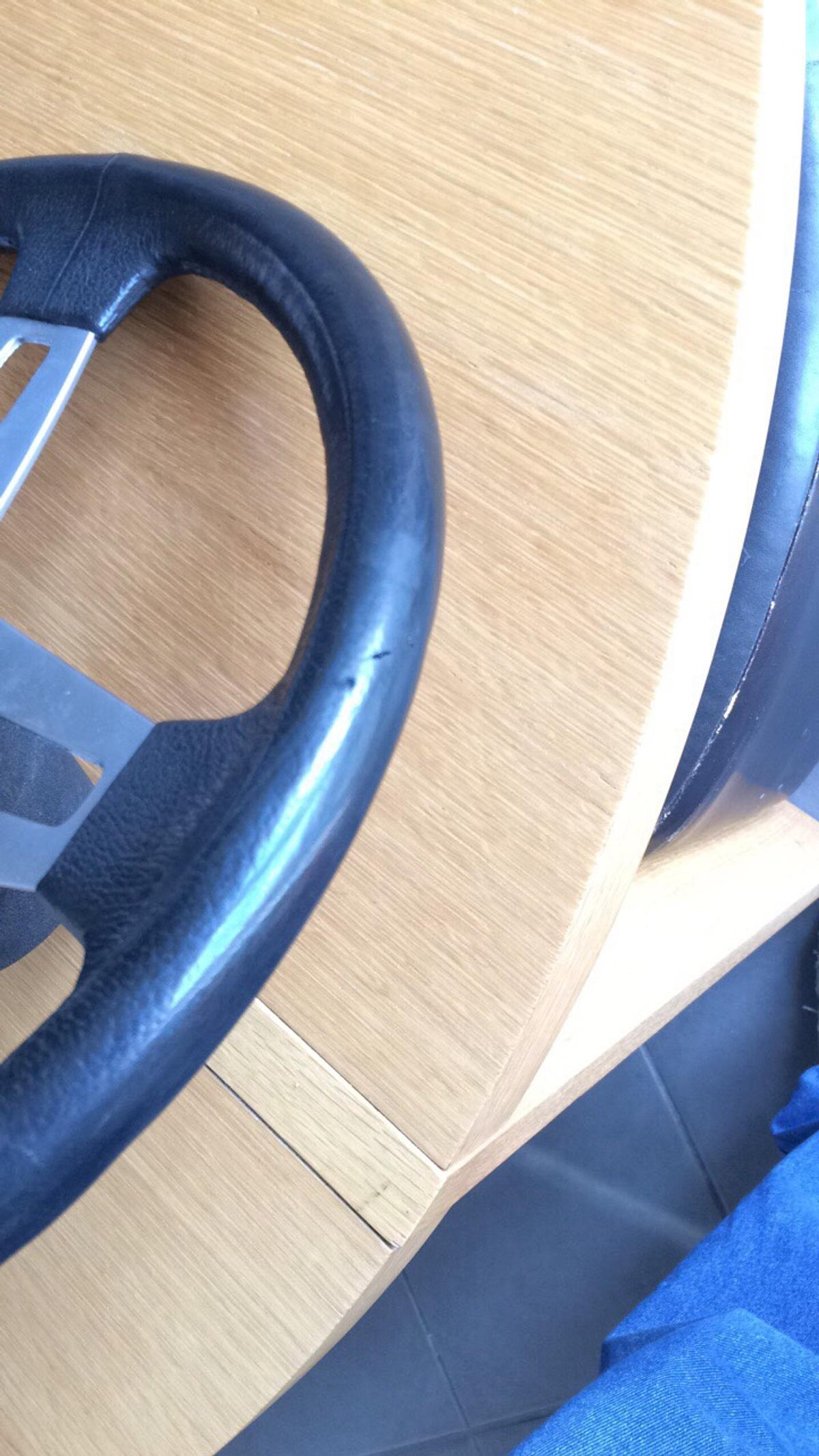 Vw mk1 golf caddy Wulfburg steering wheel in S72 Wakefield for