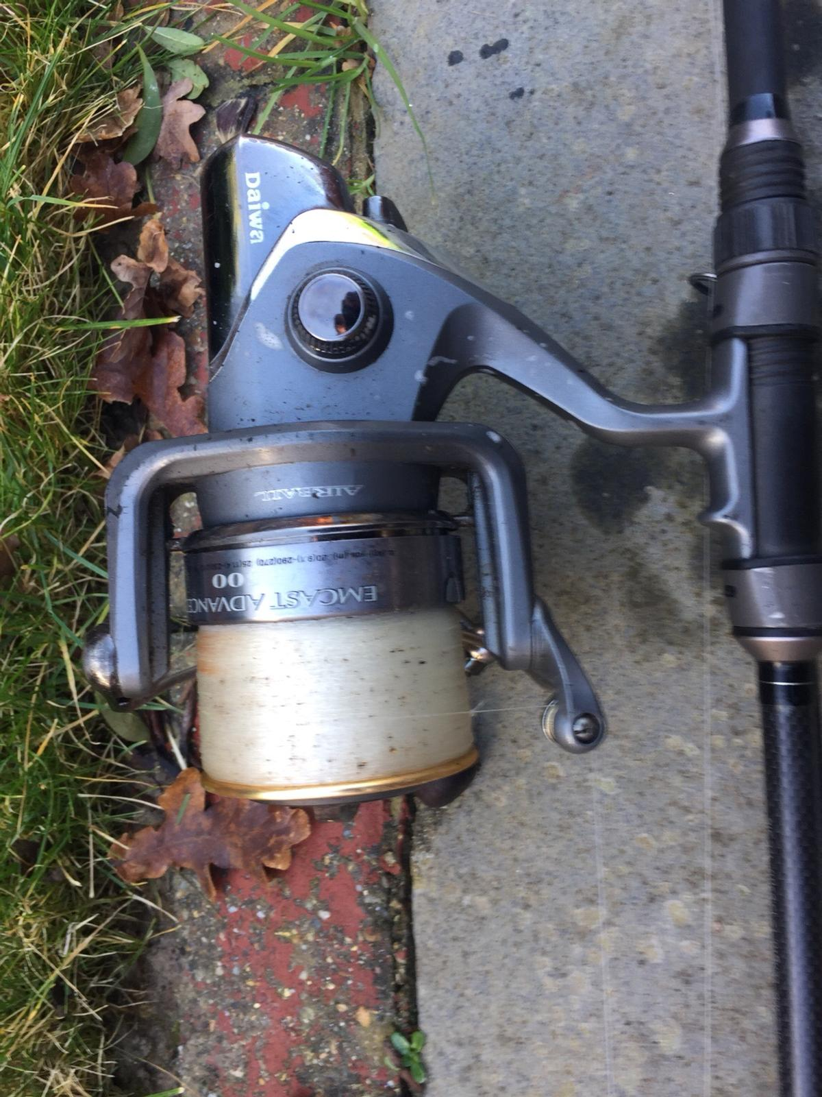 Daiwa emcast advance 5500 reels in Lingfield for £100 00 for