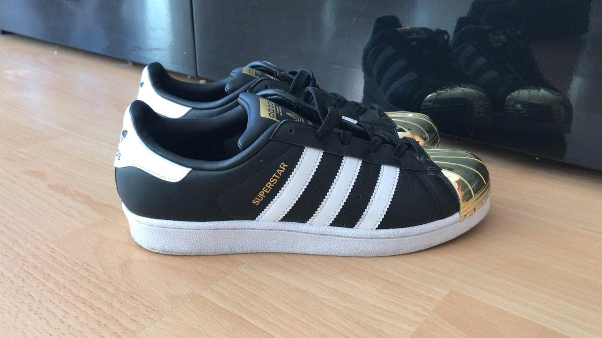 Damen Adidas Superstar Schuhe Gr.40